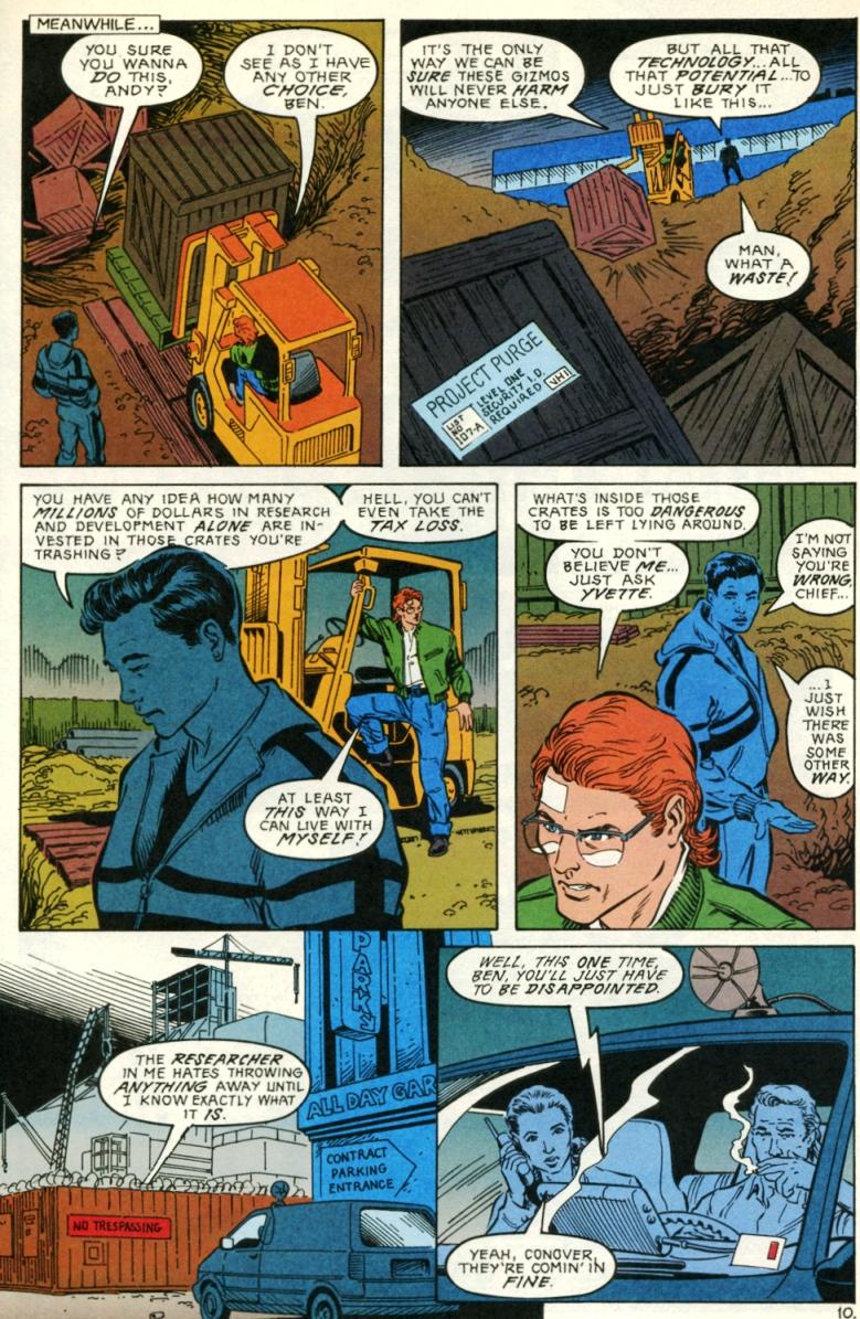 Read online Gunfire comic -  Issue #3 - 14