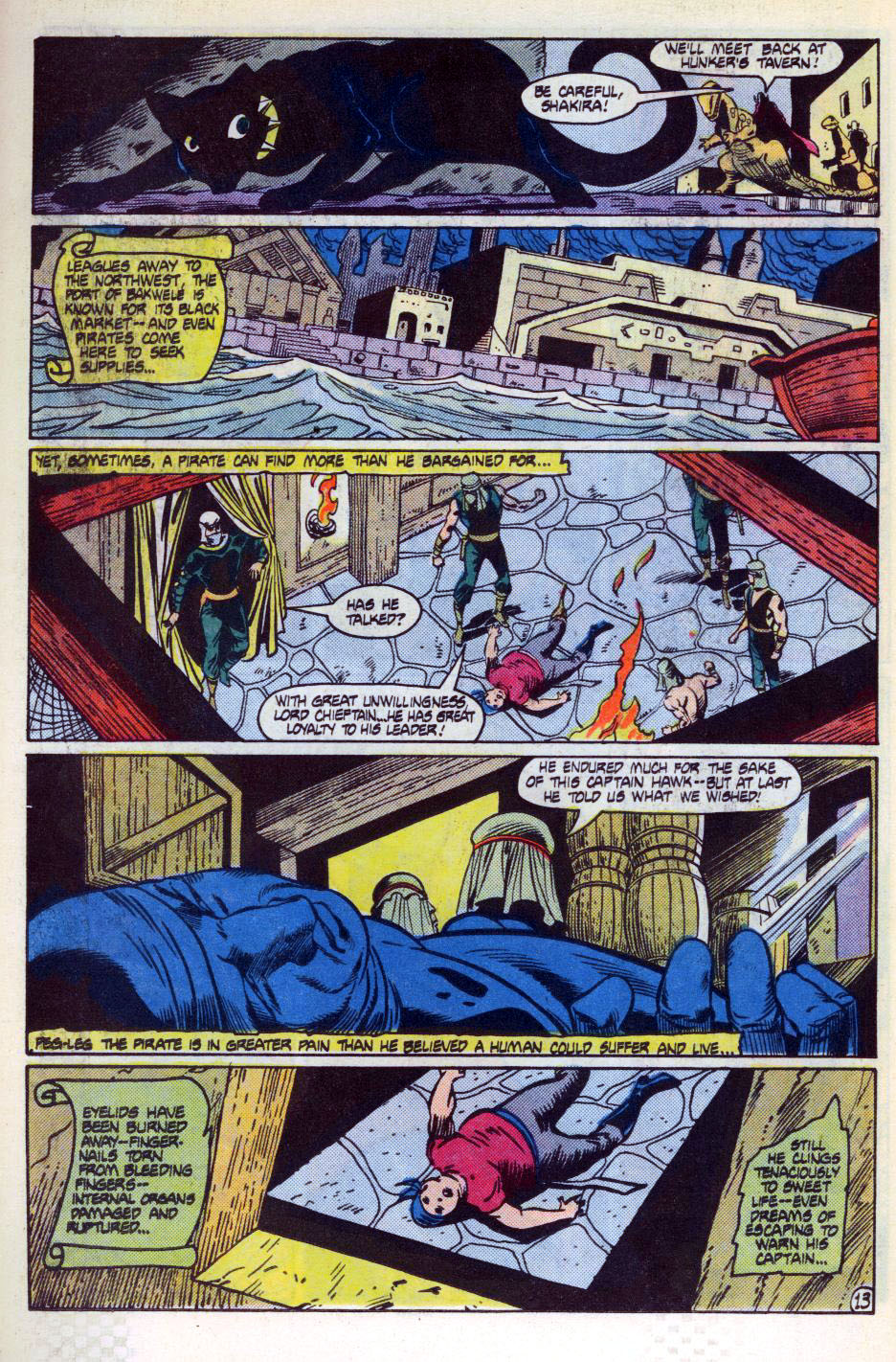 Warlord (1976) issue 92 - Page 14