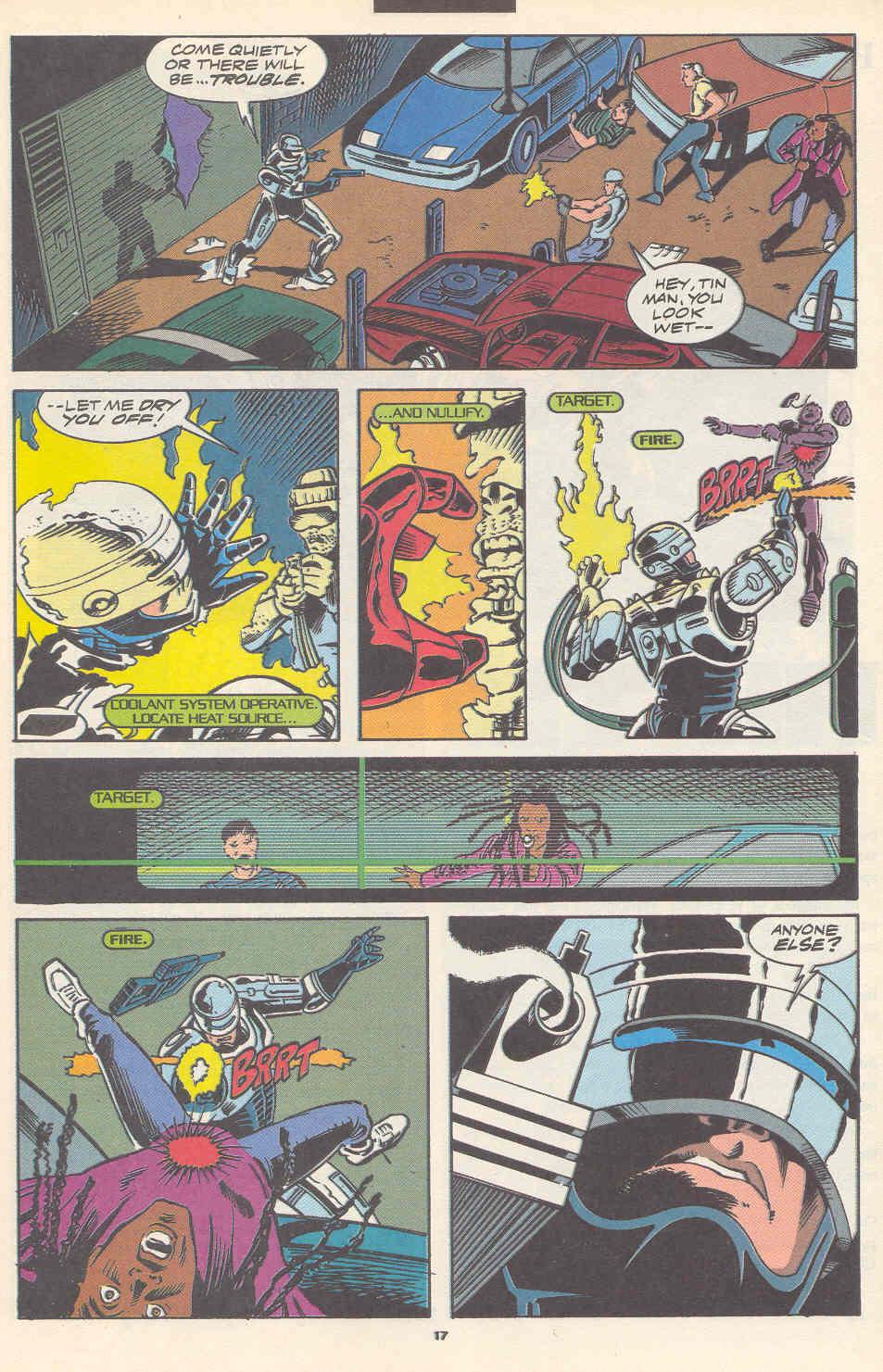 Read online Robocop (1990) comic -  Issue #17 - 14