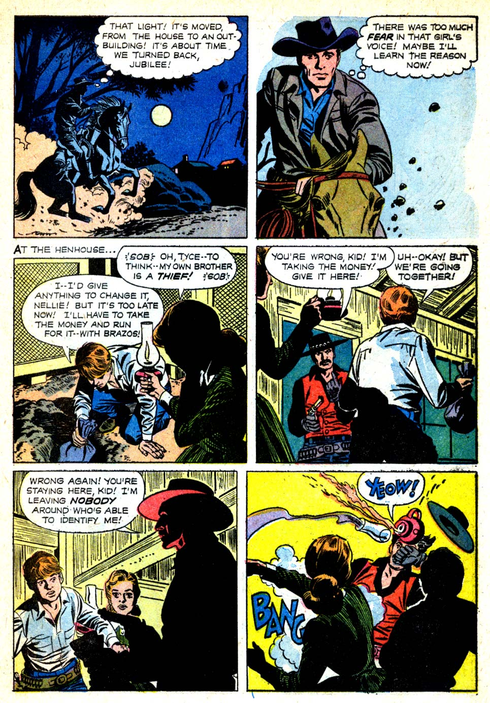 Four Color Comics issue 1075 - Page 29