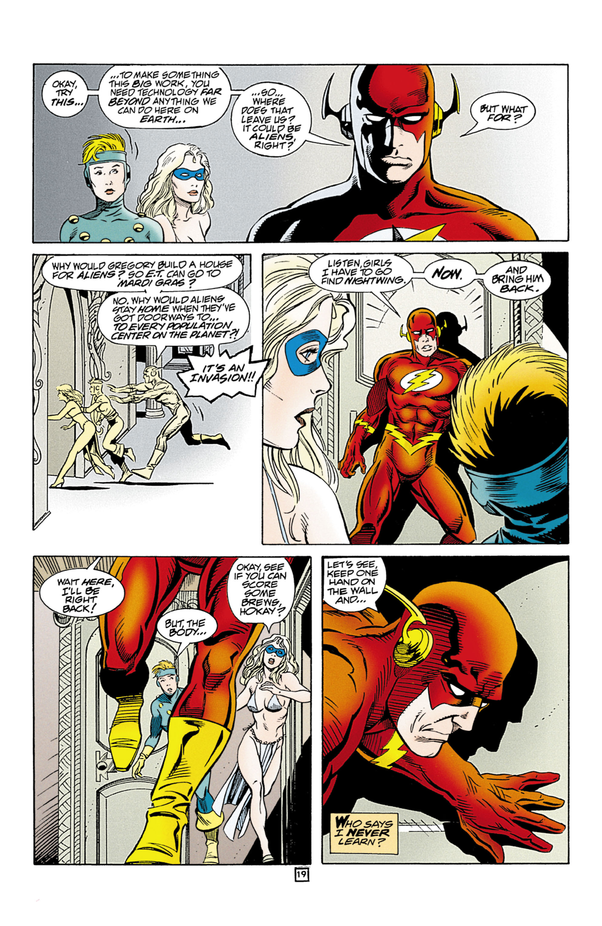 Read online Flash Plus comic -  Issue # Full - 20