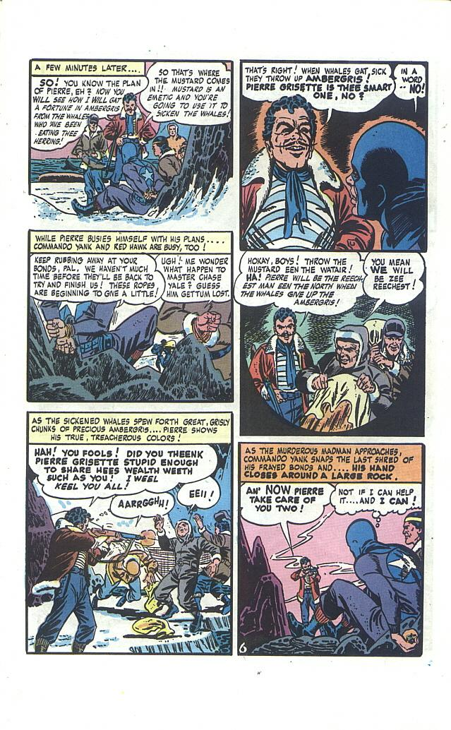 Read online Golden-Age Men of Mystery comic -  Issue #2 - 8