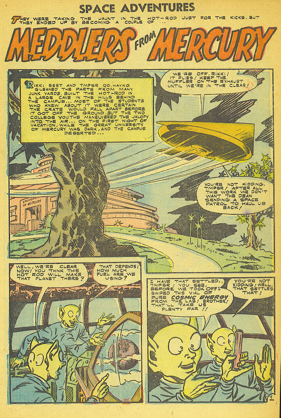 Space Adventures (1952) issue 21 - Page 19