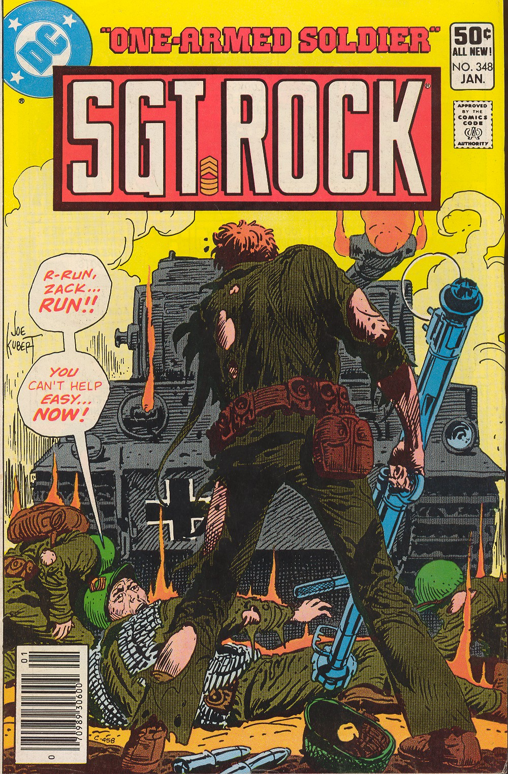 Sgt. Rock issue 348 - Page 1