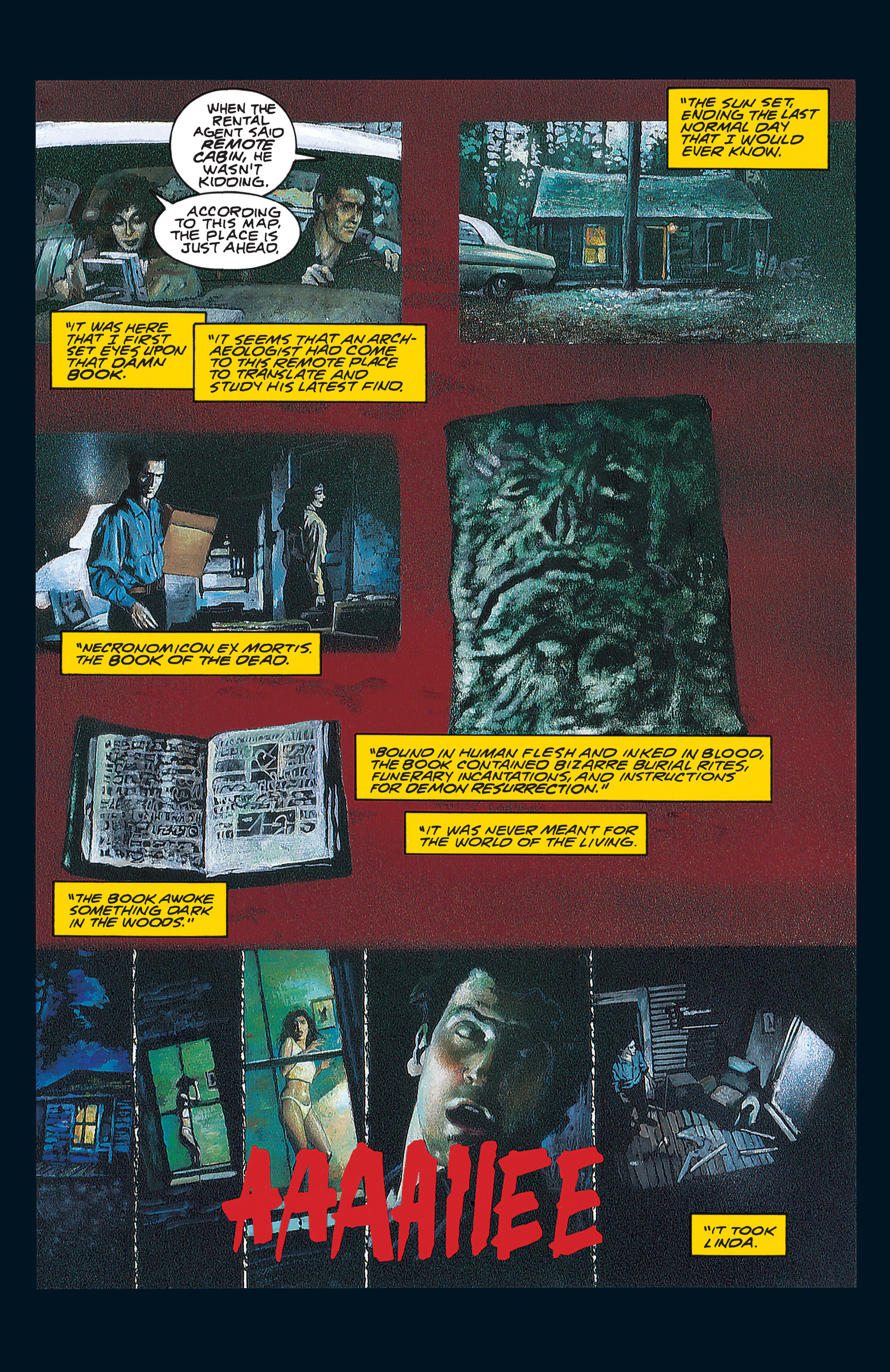 Read online Army of Darkness (1992) comic -  Issue #1 - 4