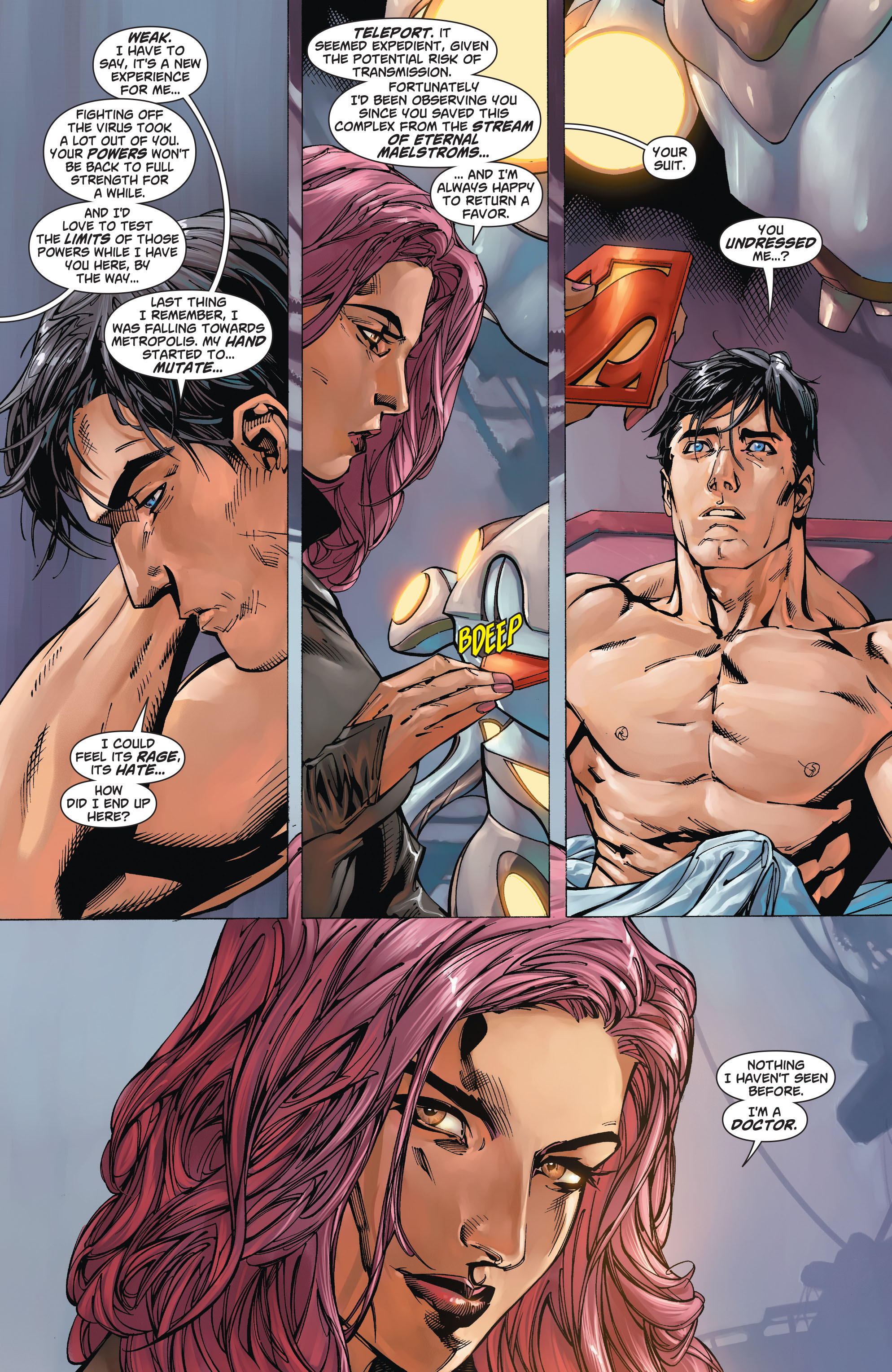 Read online Action Comics (2011) comic -  Issue #20 - 6