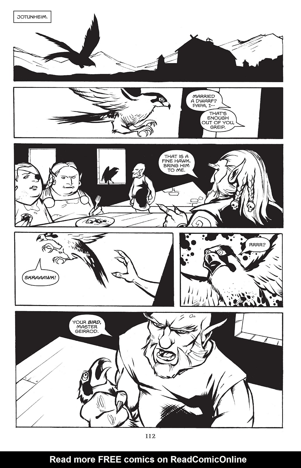 Read online Gods of Asgard comic -  Issue # TPB (Part 2) - 14