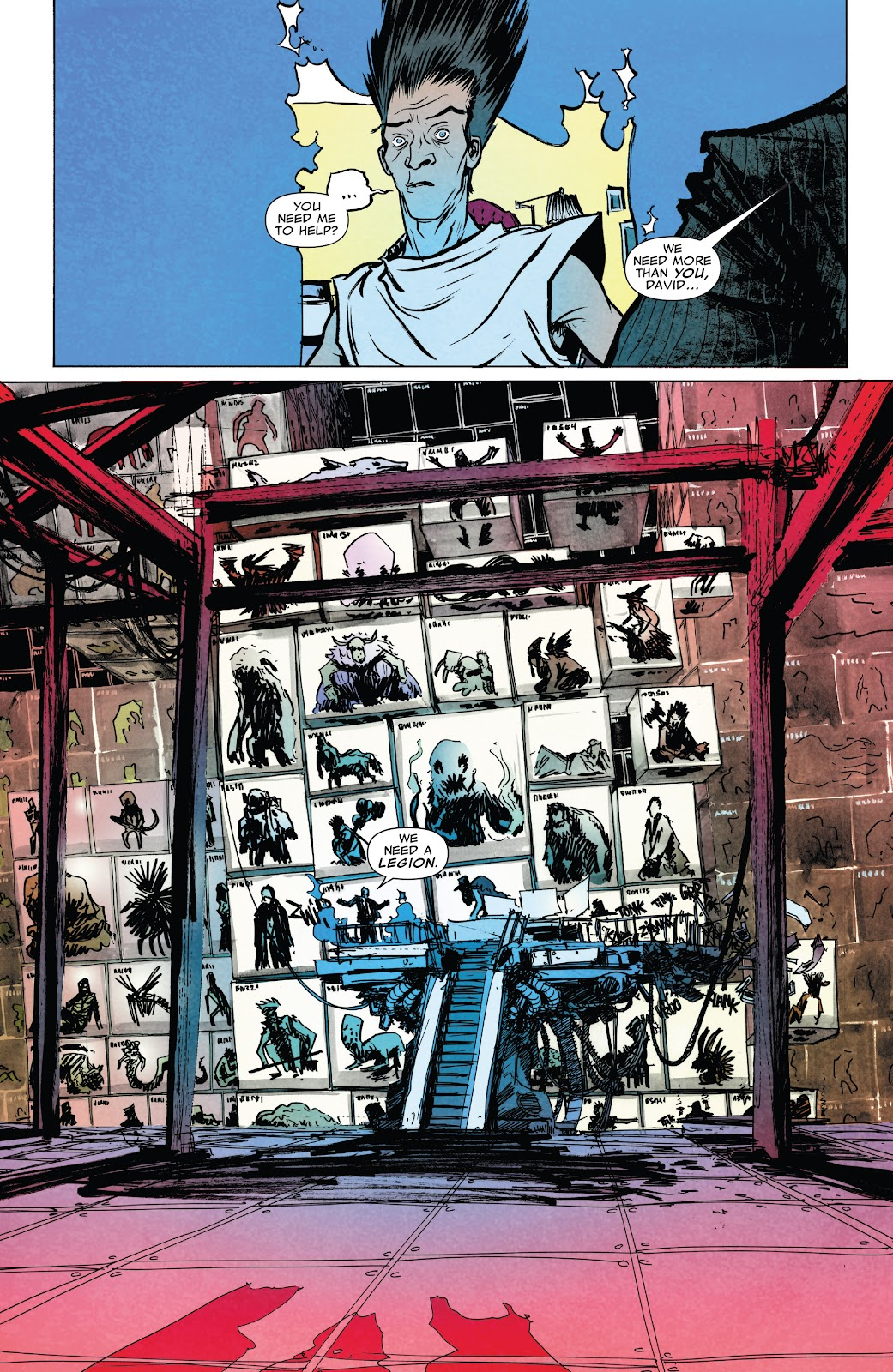 Read online X-Men: Second Coming comic -  Issue # _TPB (Part 3) - 53