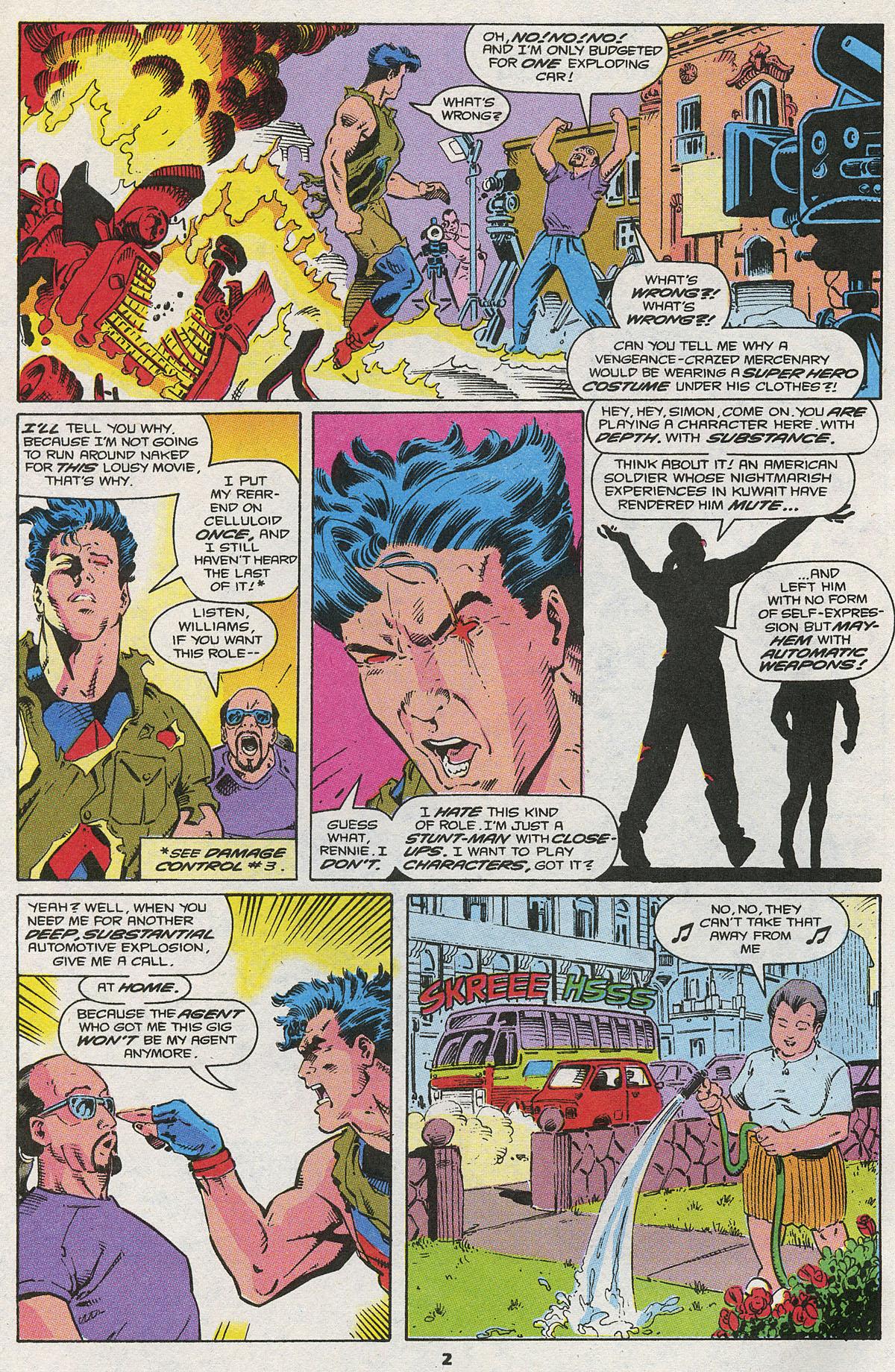 Read online Wonder Man (1991) comic -  Issue #4 - 3