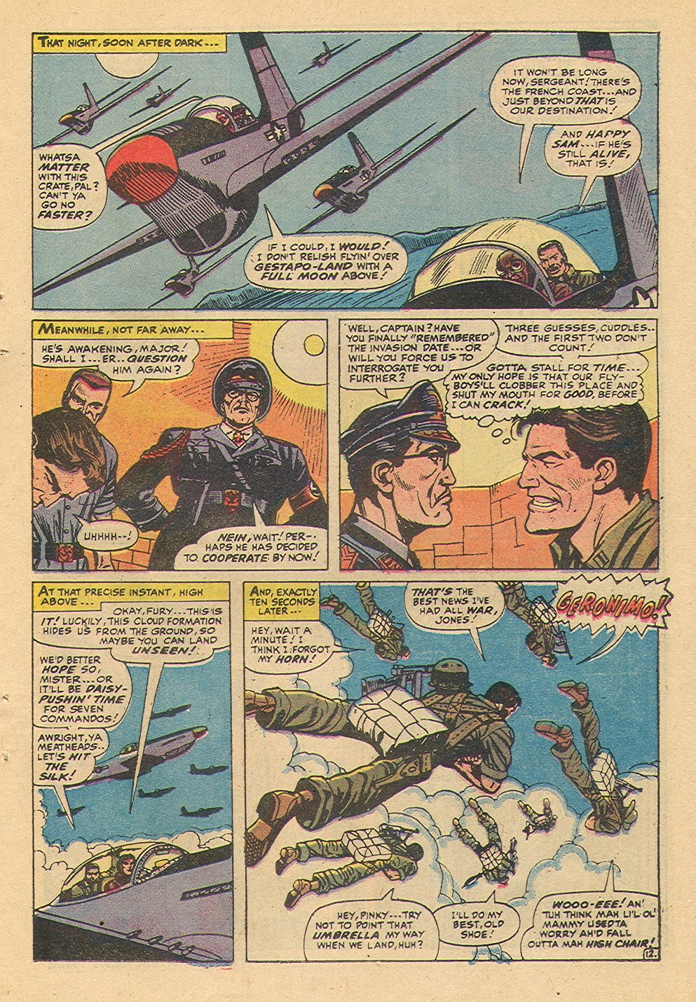 Read online Sgt. Fury comic -  Issue #92 - 37