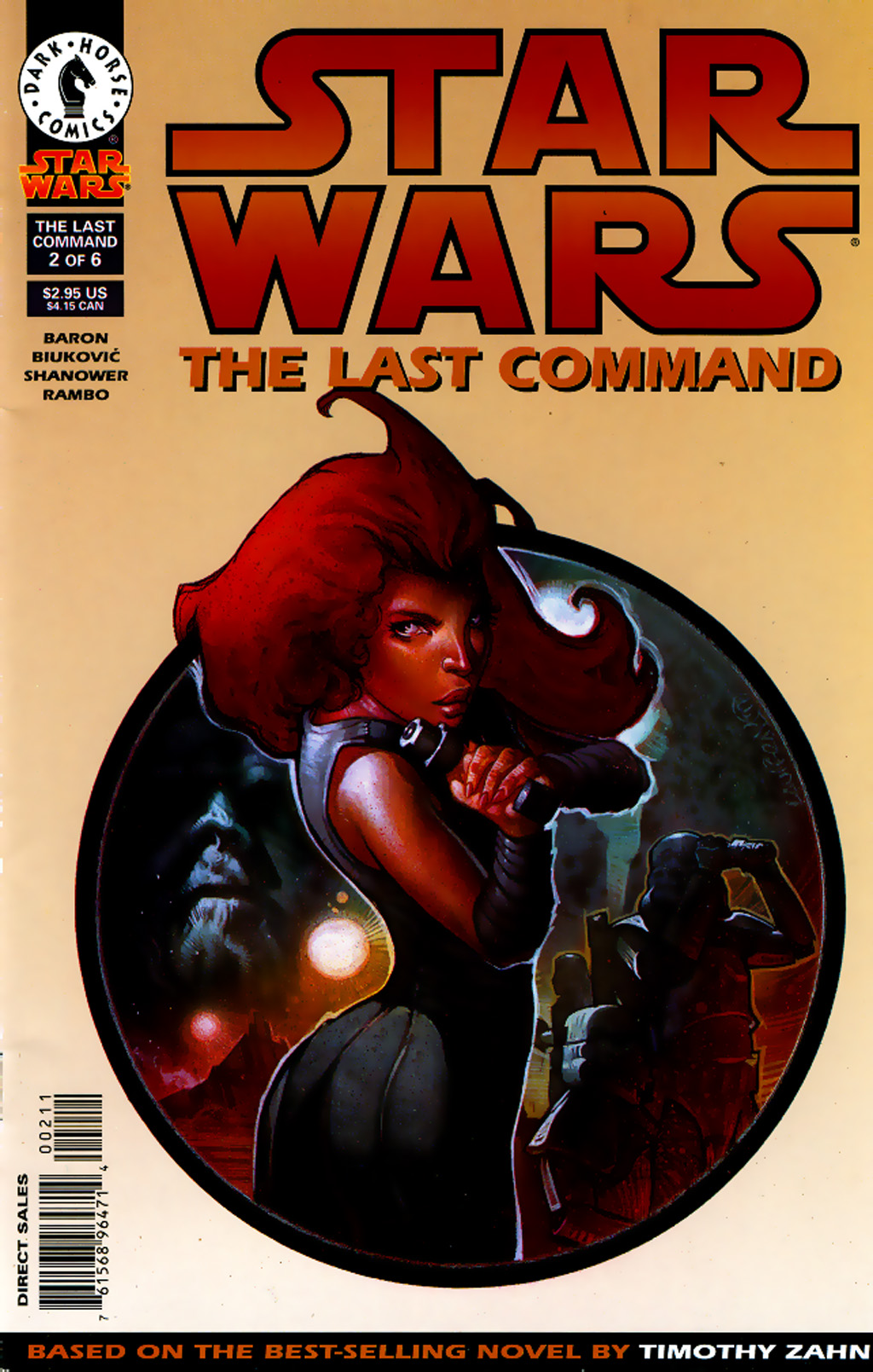 Star Wars: The Last Command 2 Page 1