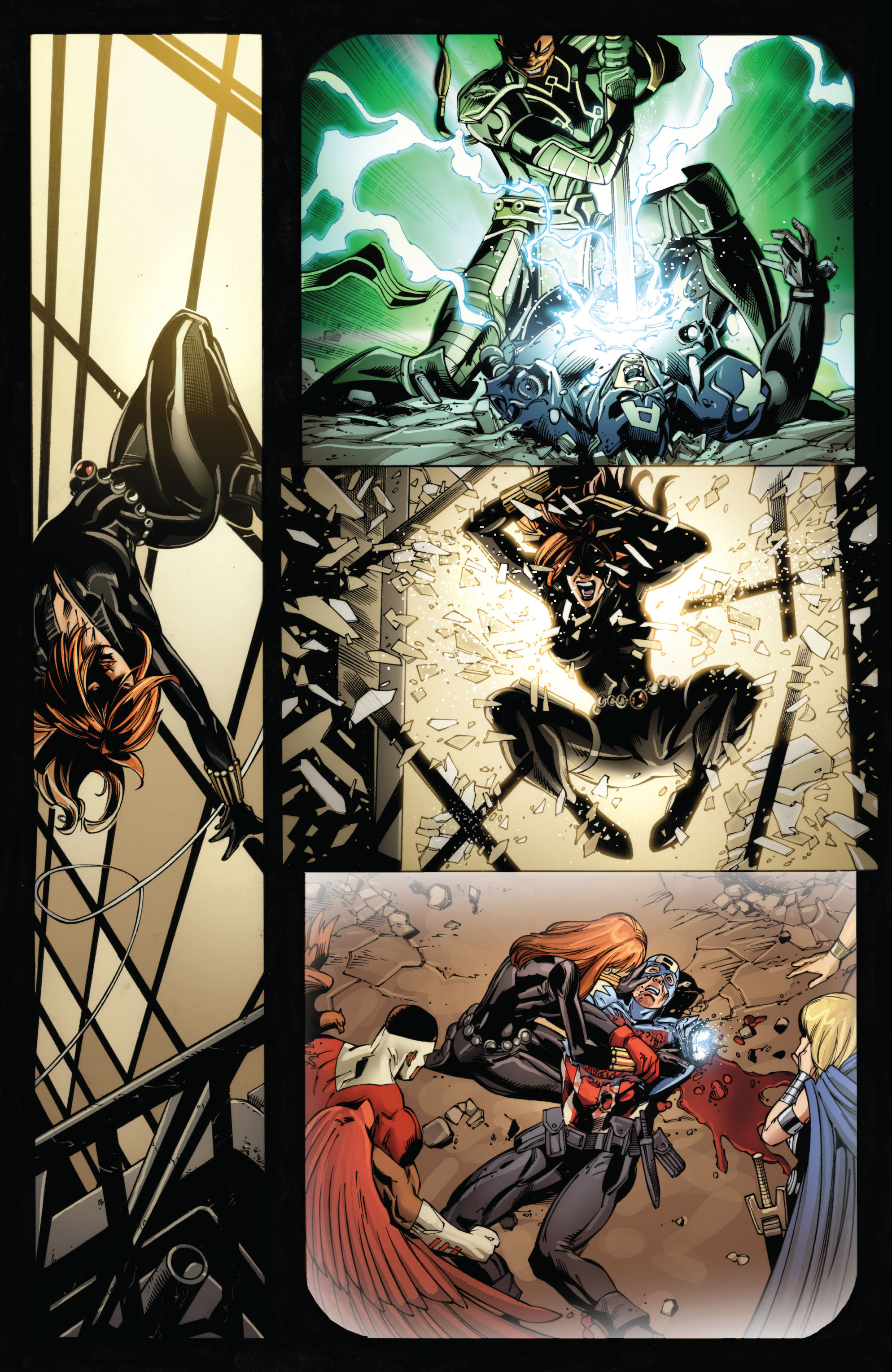Read online Secret Avengers (2010) comic -  Issue #15 - 5