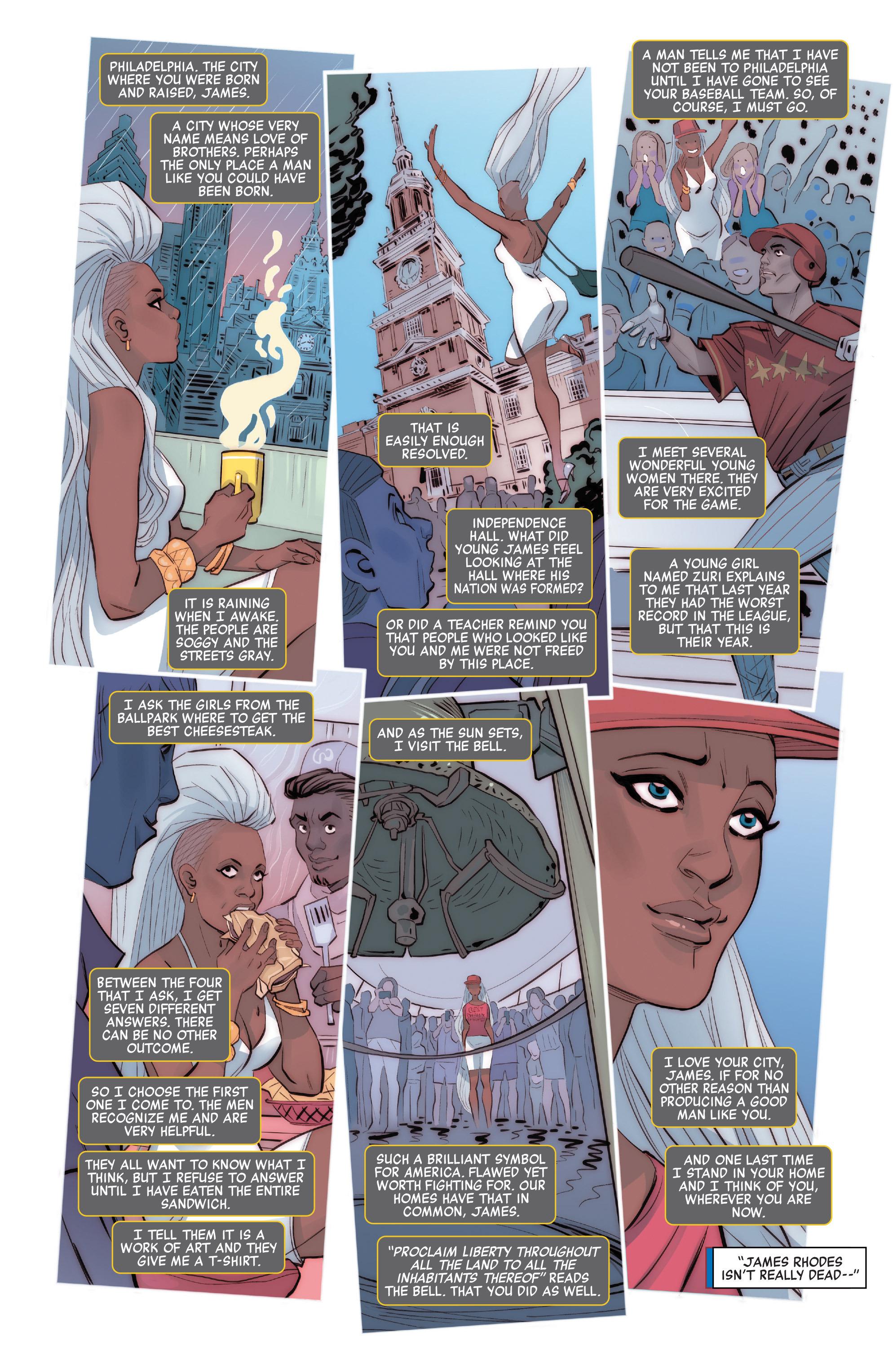 Read online Civil War II: Choosing Sides comic -  Issue #2 - 11