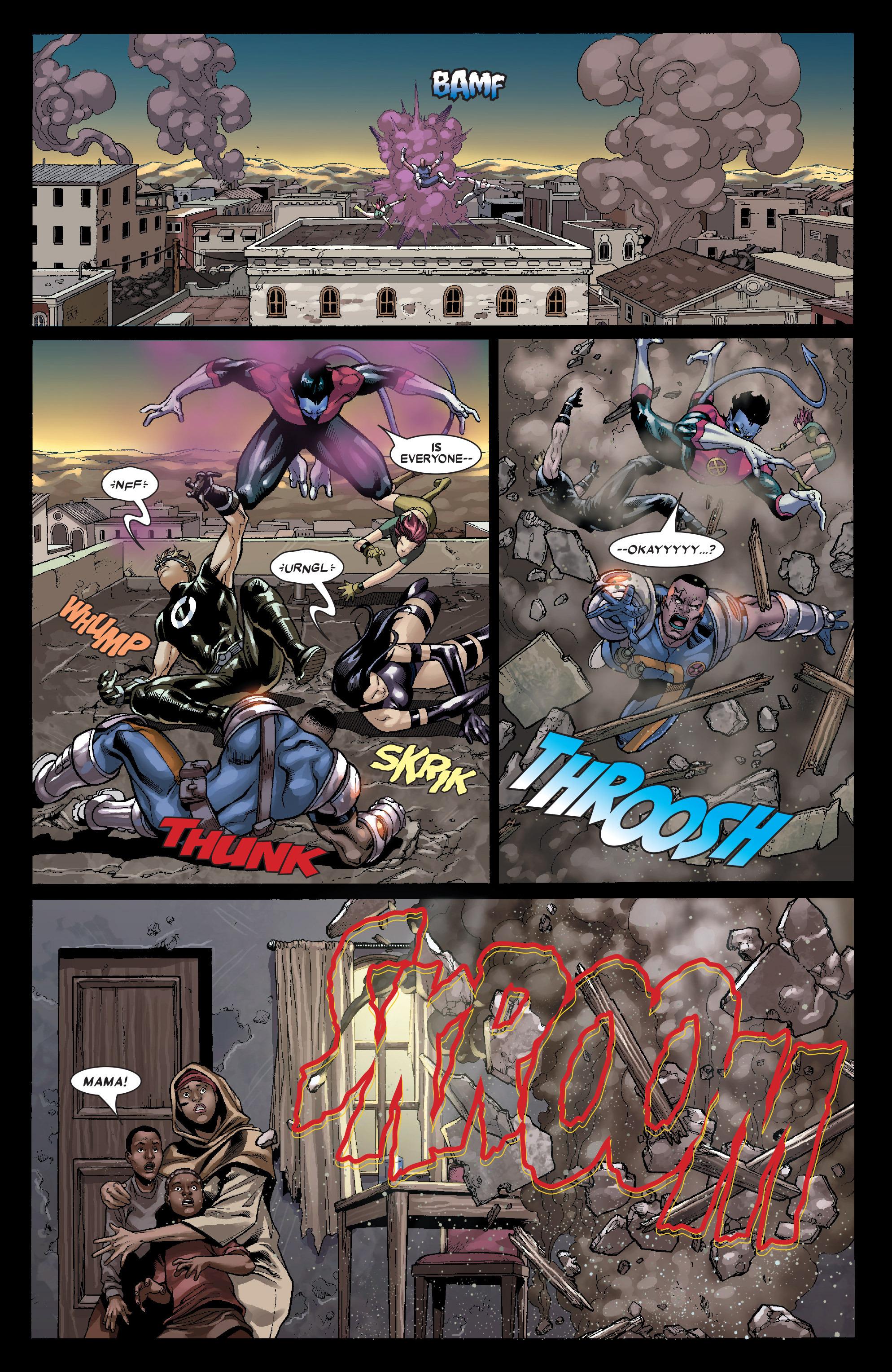 Read online Uncanny X-Men (1963) comic -  Issue # _Annual 1 (2006) - 22