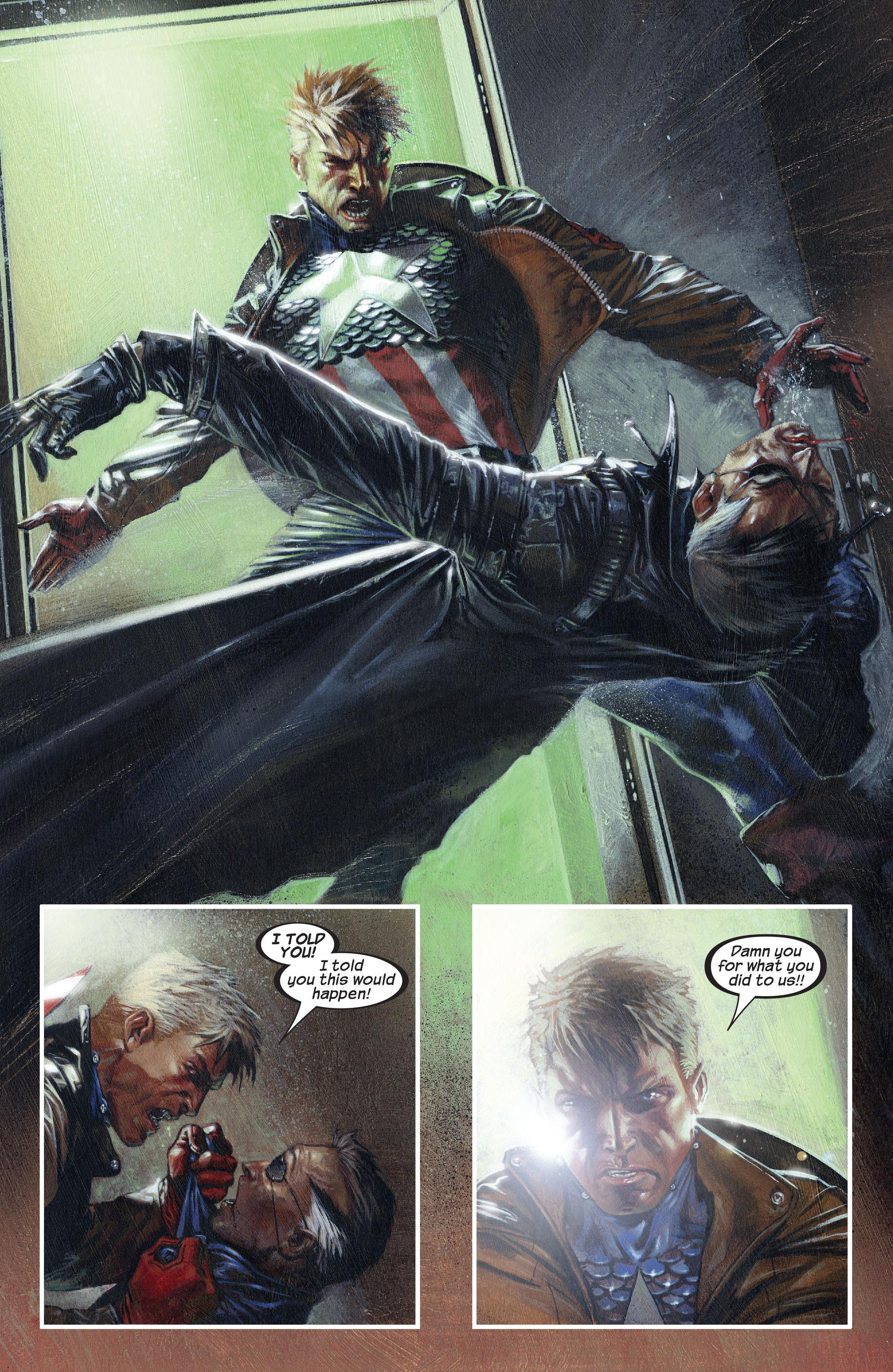 Read online Secret War comic -  Issue # Full - 50