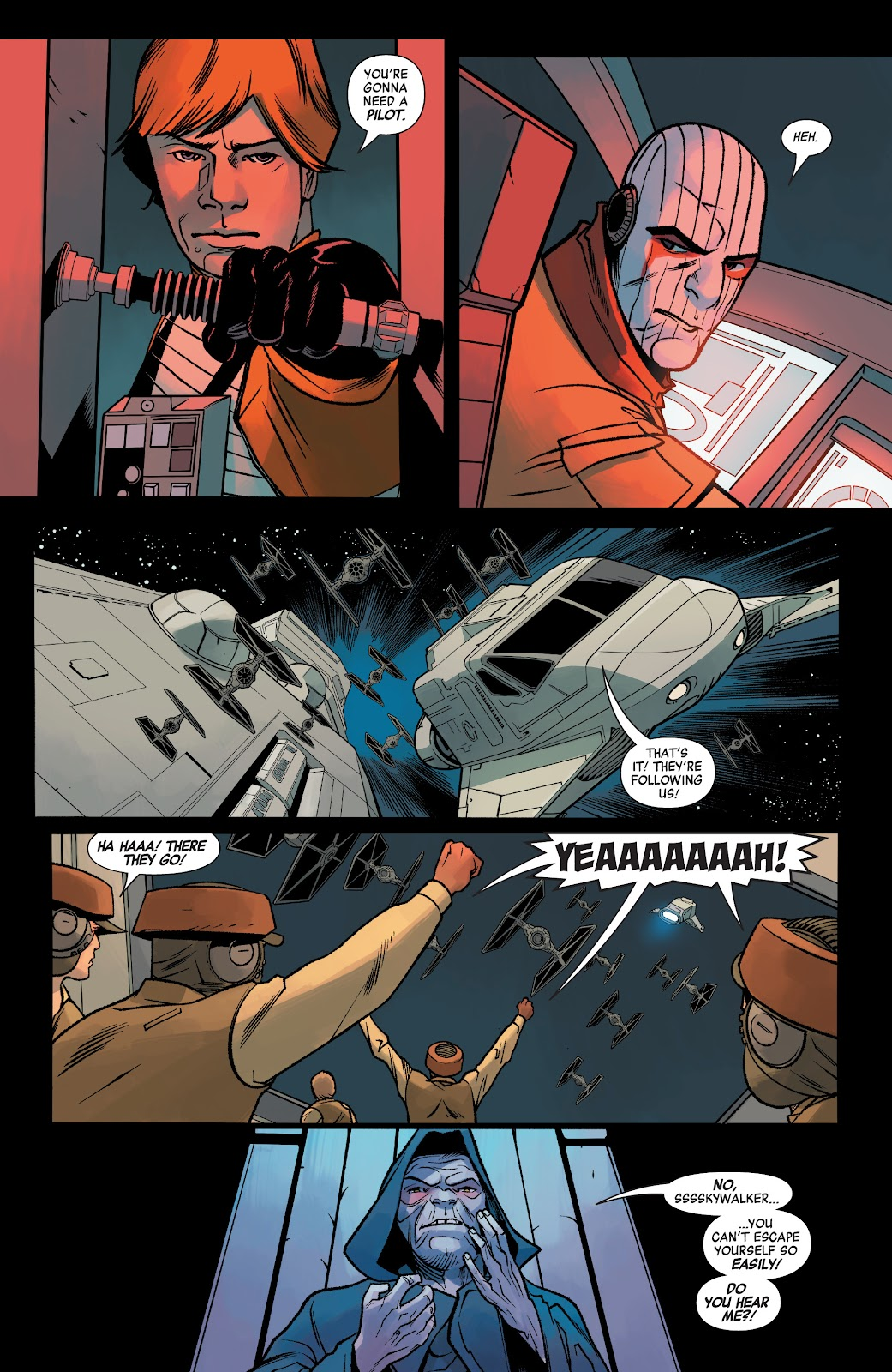 Read online Star Wars: Age of Rebellion - Heroes comic -  Issue # TPB - 91