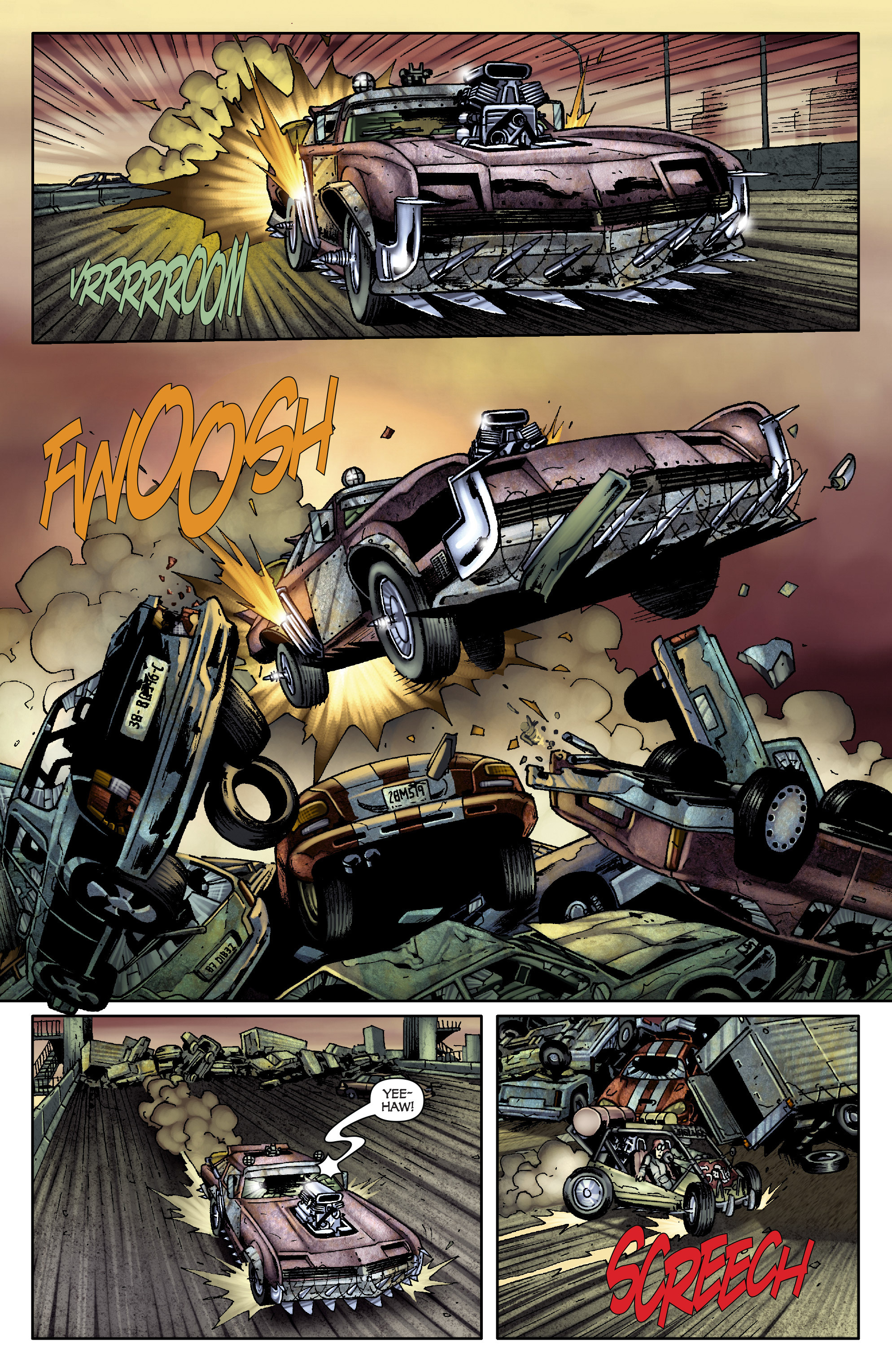 Read online Army of Darkness: From the Ashes comic -  Issue #Army of Darkness: From the Ashes TPB - 45