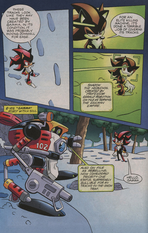 Read online Sonic Universe comic -  Issue #3 - 8
