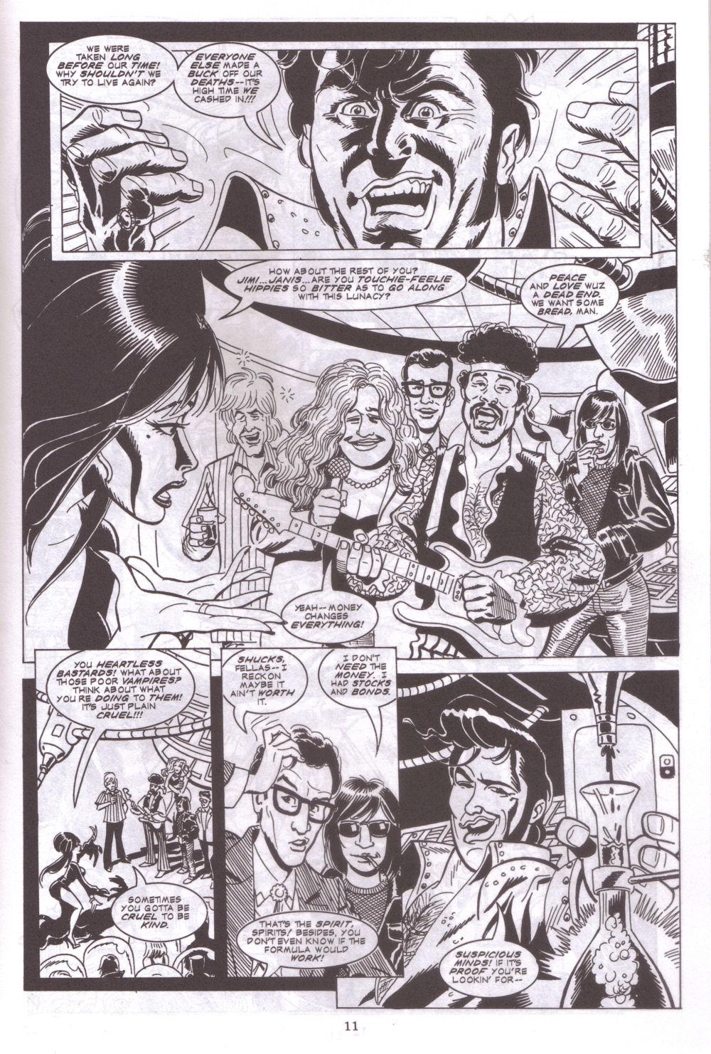 Read online Elvira, Mistress of the Dark comic -  Issue #127 - 13