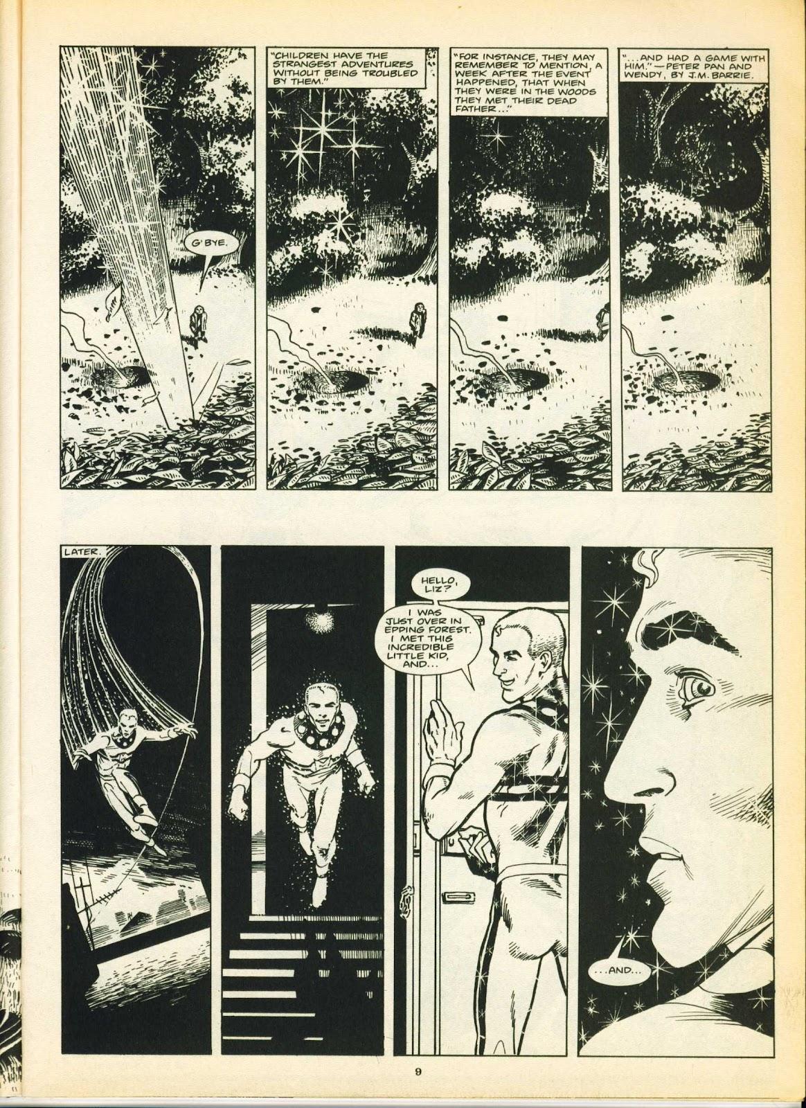 Warrior Issue #14 #15 - English 9
