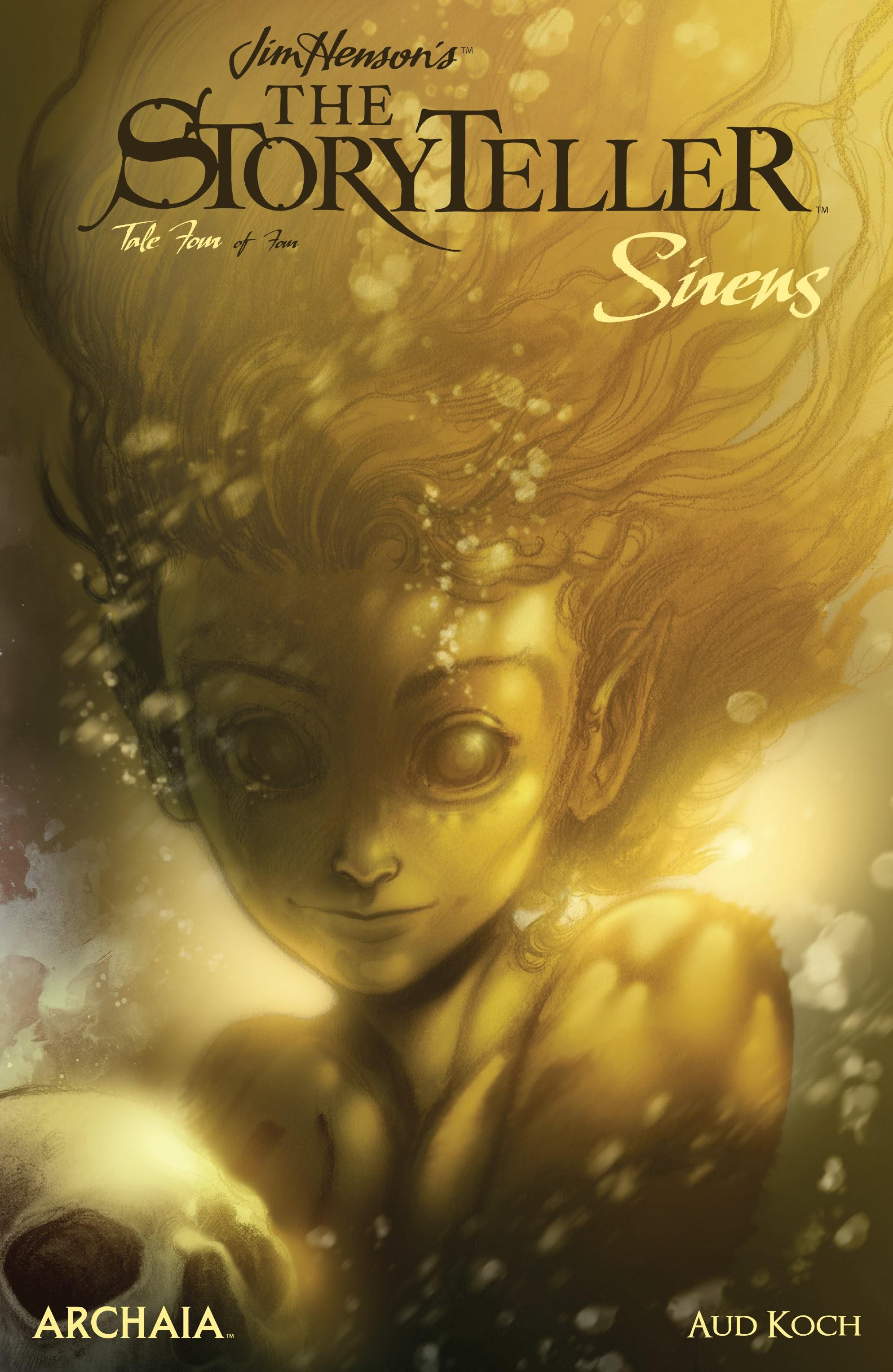Jim Hensons The Storyteller: Sirens 4 Page 1