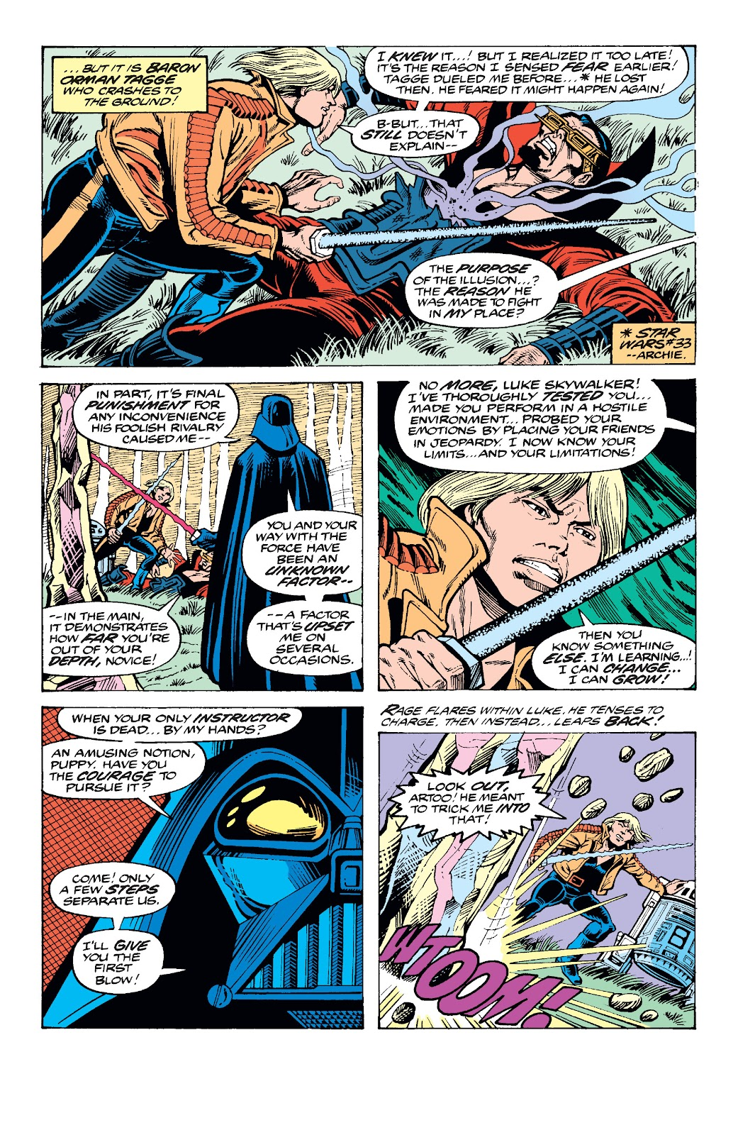 Read online Star Wars Legends: The Original Marvel Years - Epic Collection comic -  Issue # TPB 2 (Part 3) - 90