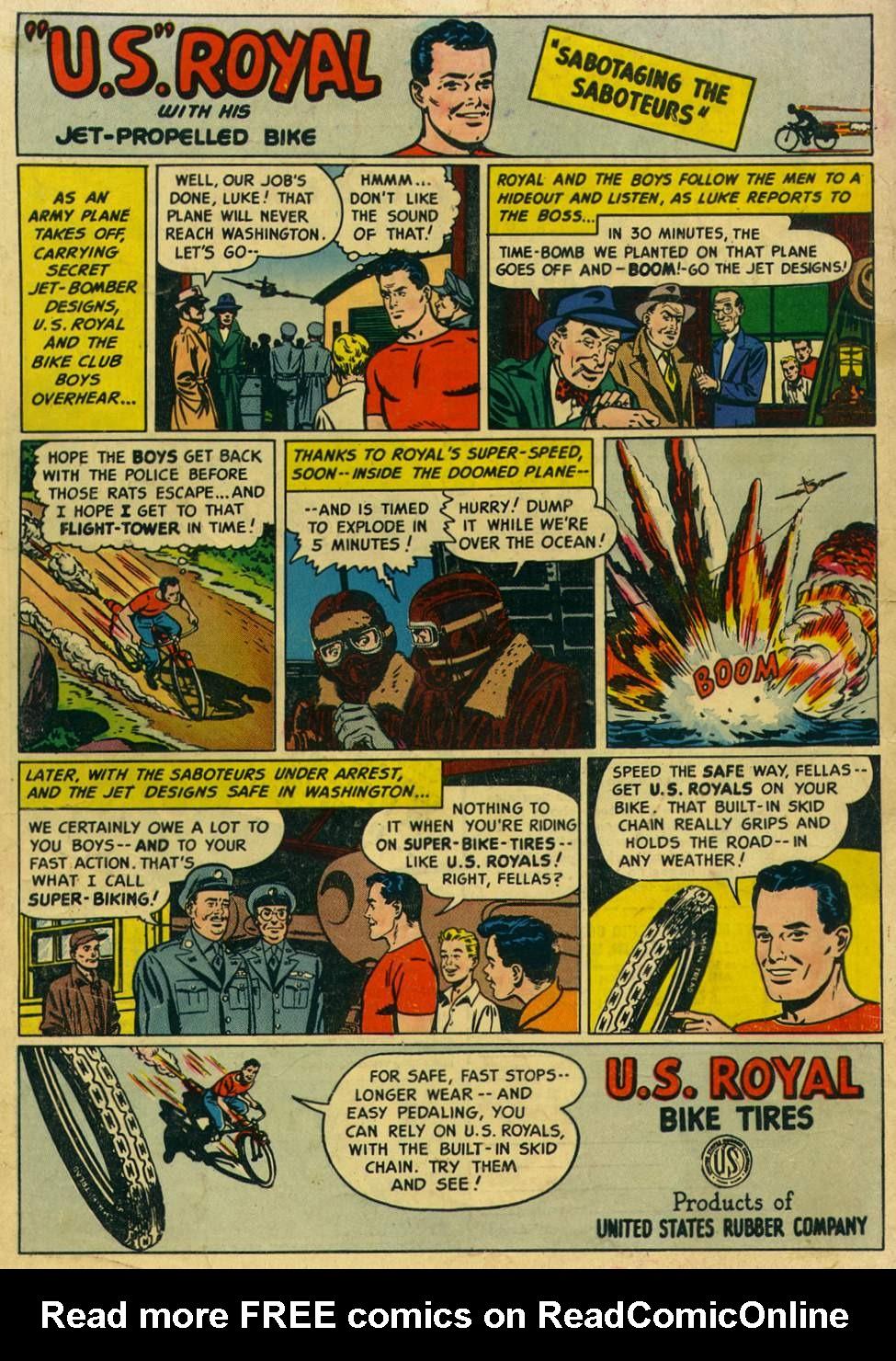 Read online Adventure Comics (1938) comic -  Issue #164 - 52