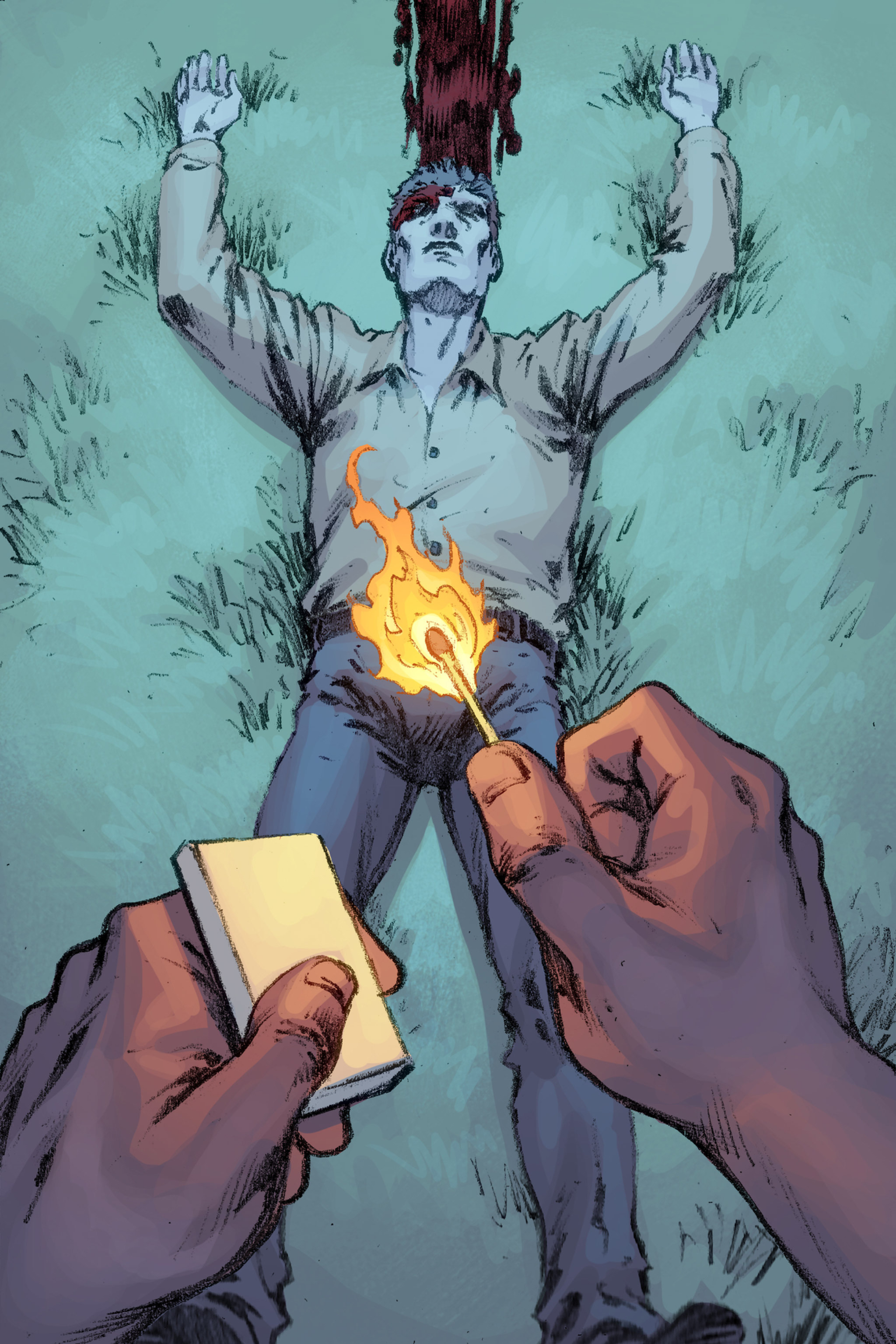 Read online Soul comic -  Issue #2 - 16