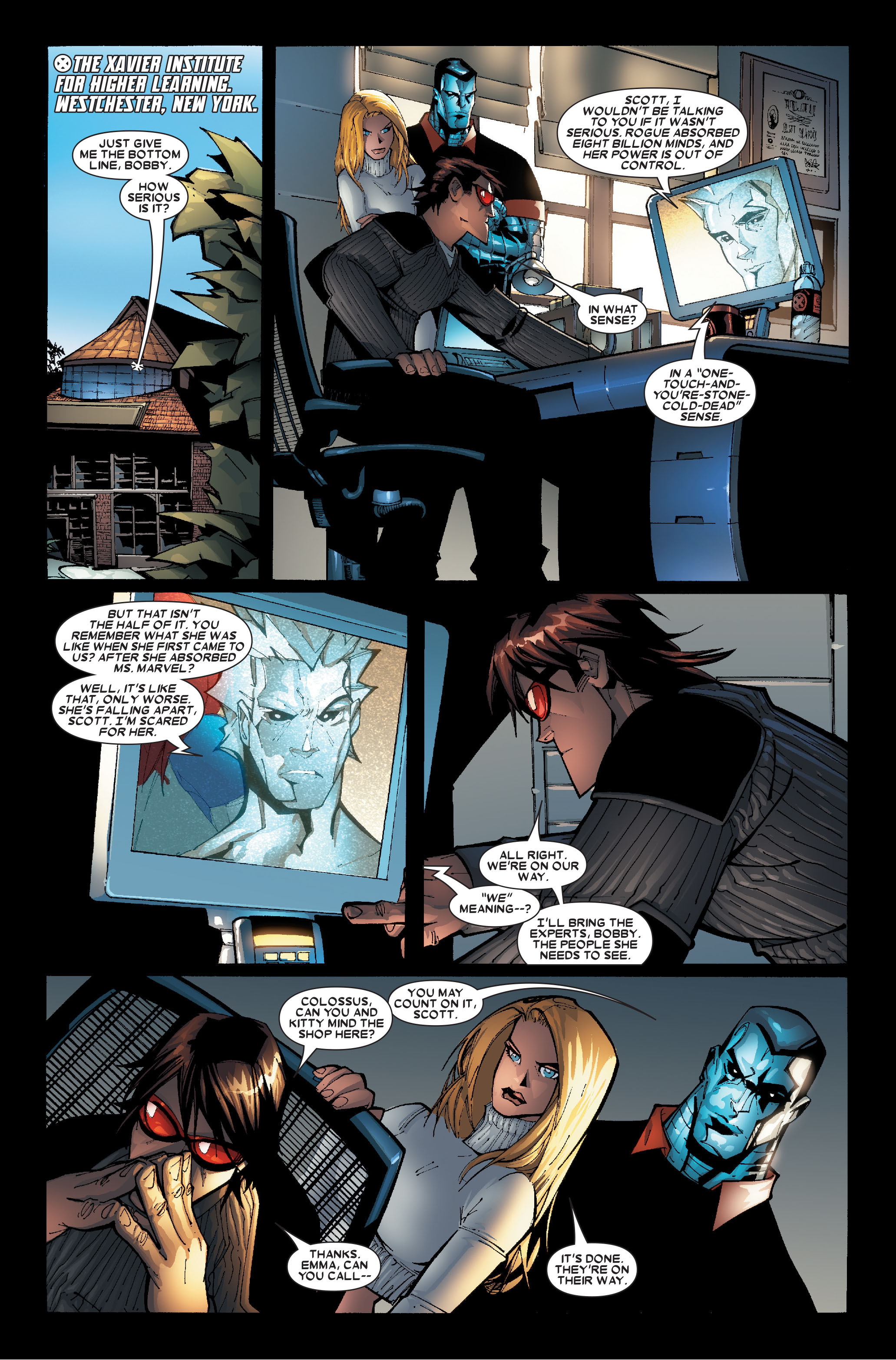 X-Men (1991) 200 Page 7
