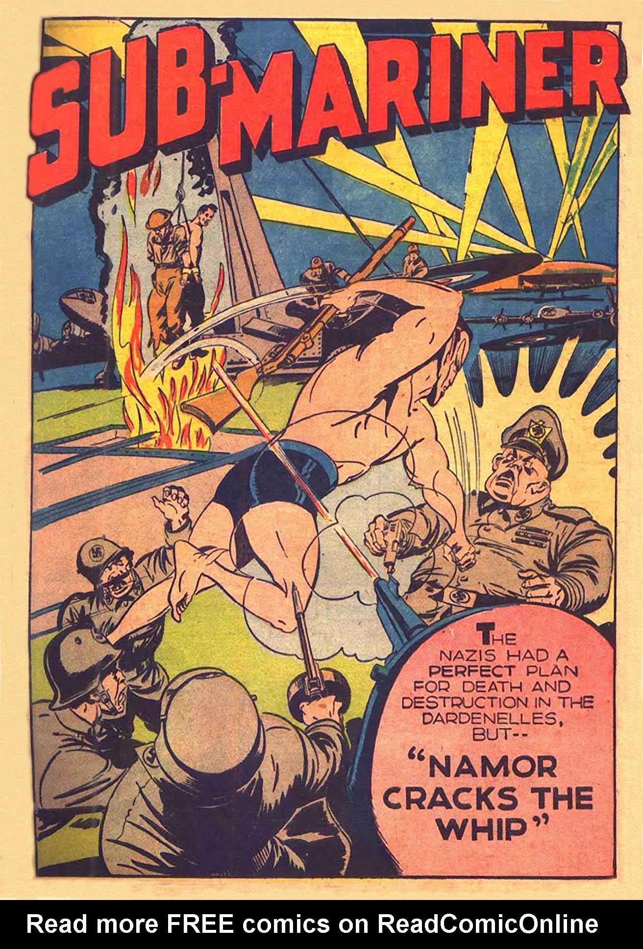 Read online All-Winners Comics comic -  Issue #9 - 28