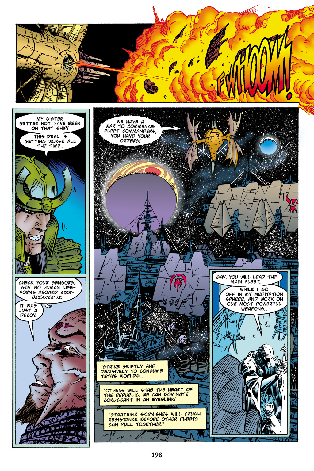 Read online Star Wars Omnibus comic -  Issue # Vol. 4 - 192