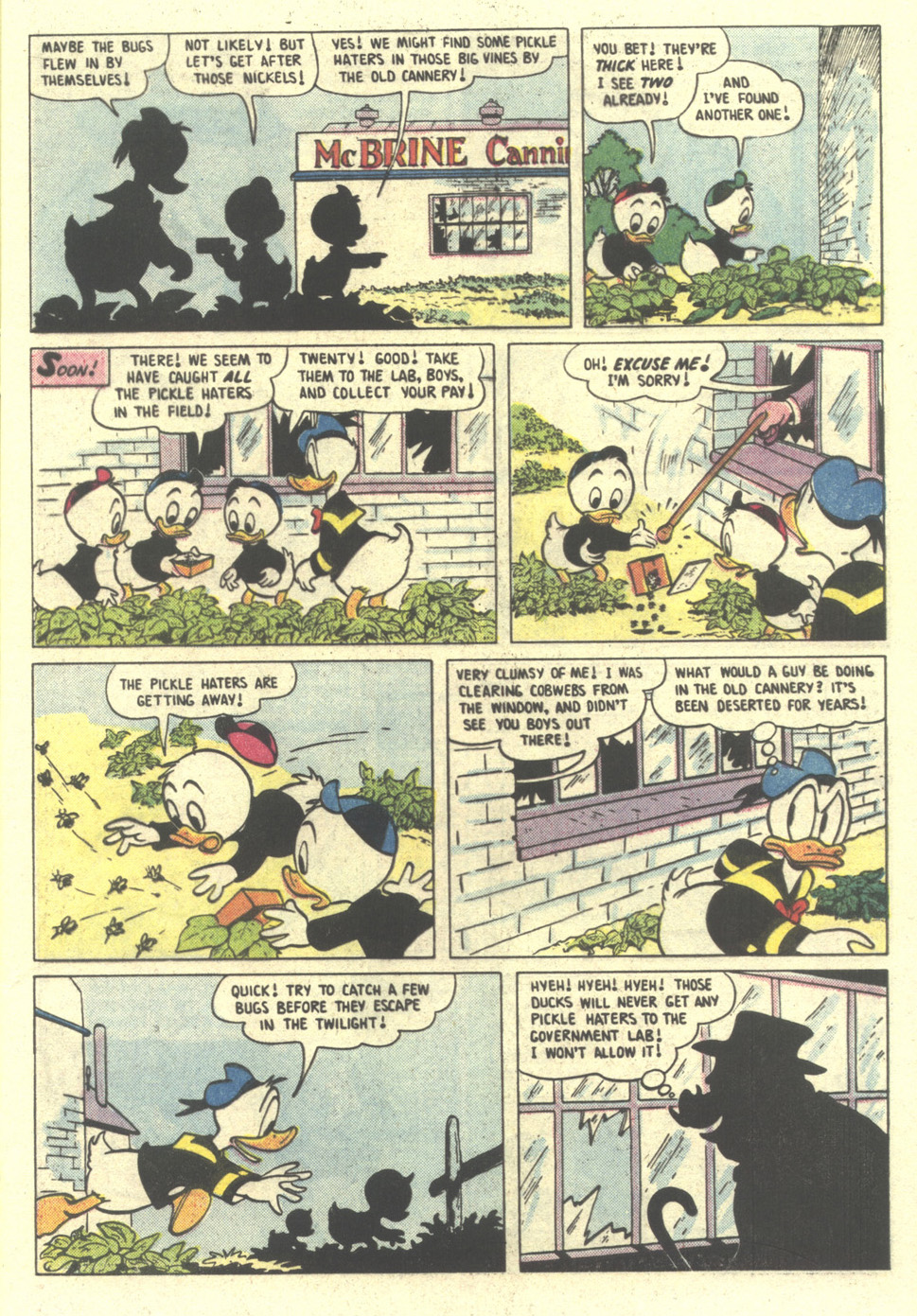 Walt Disney's Donald Duck (1986) issue 248 - Page 5