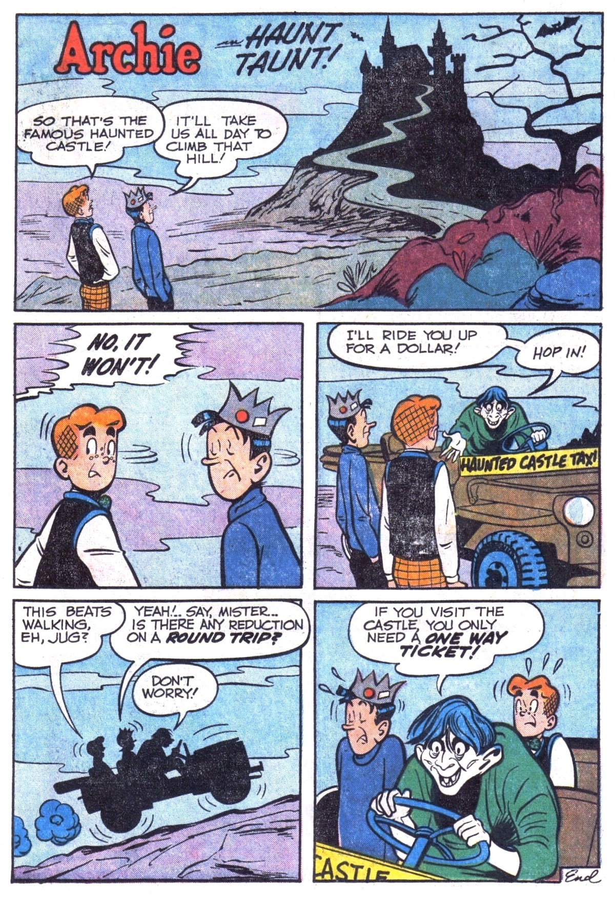 Read online Archie (1960) comic -  Issue #128 - 11