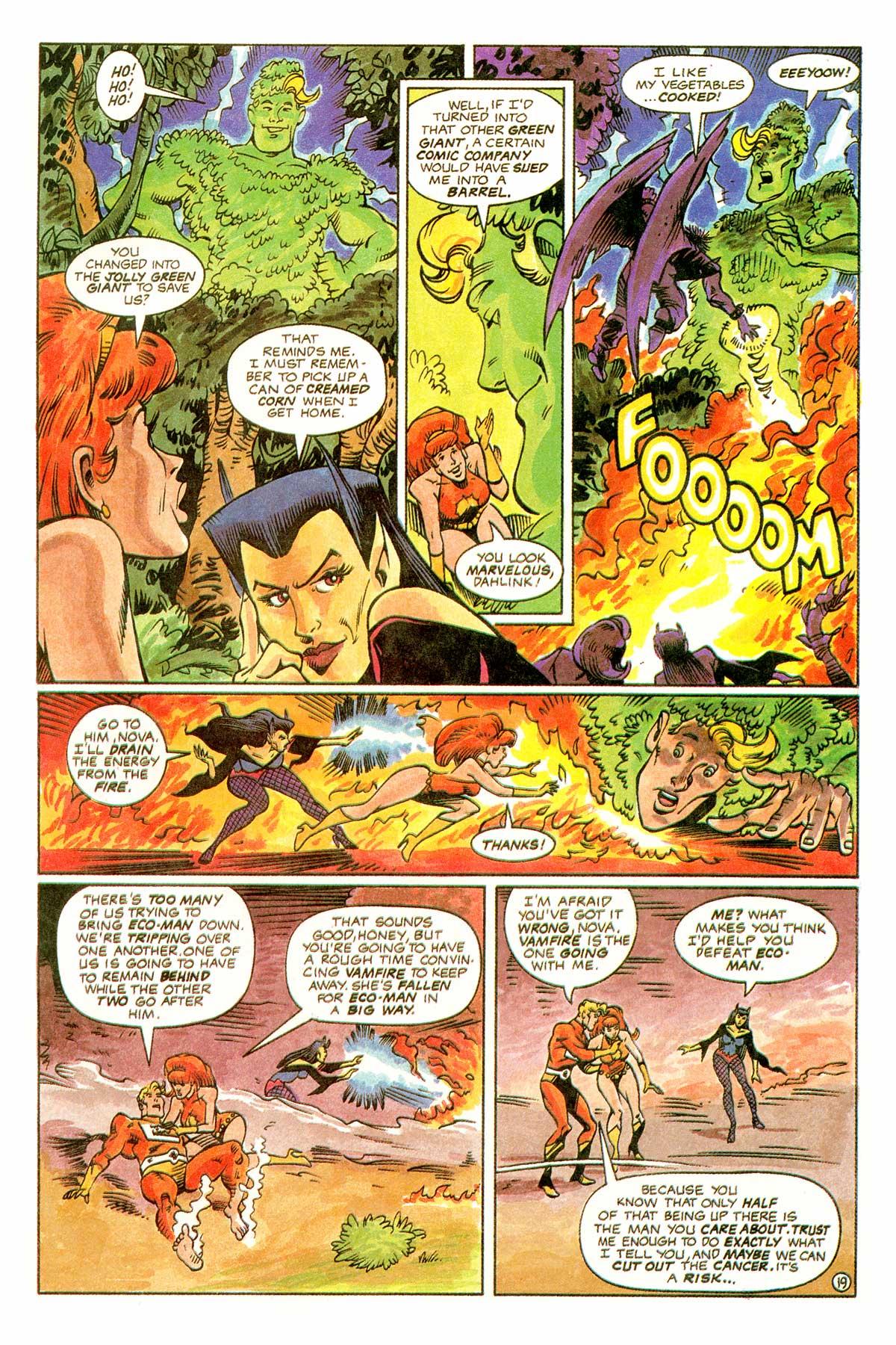 Read online E-man (1993) comic -  Issue # Full - 22