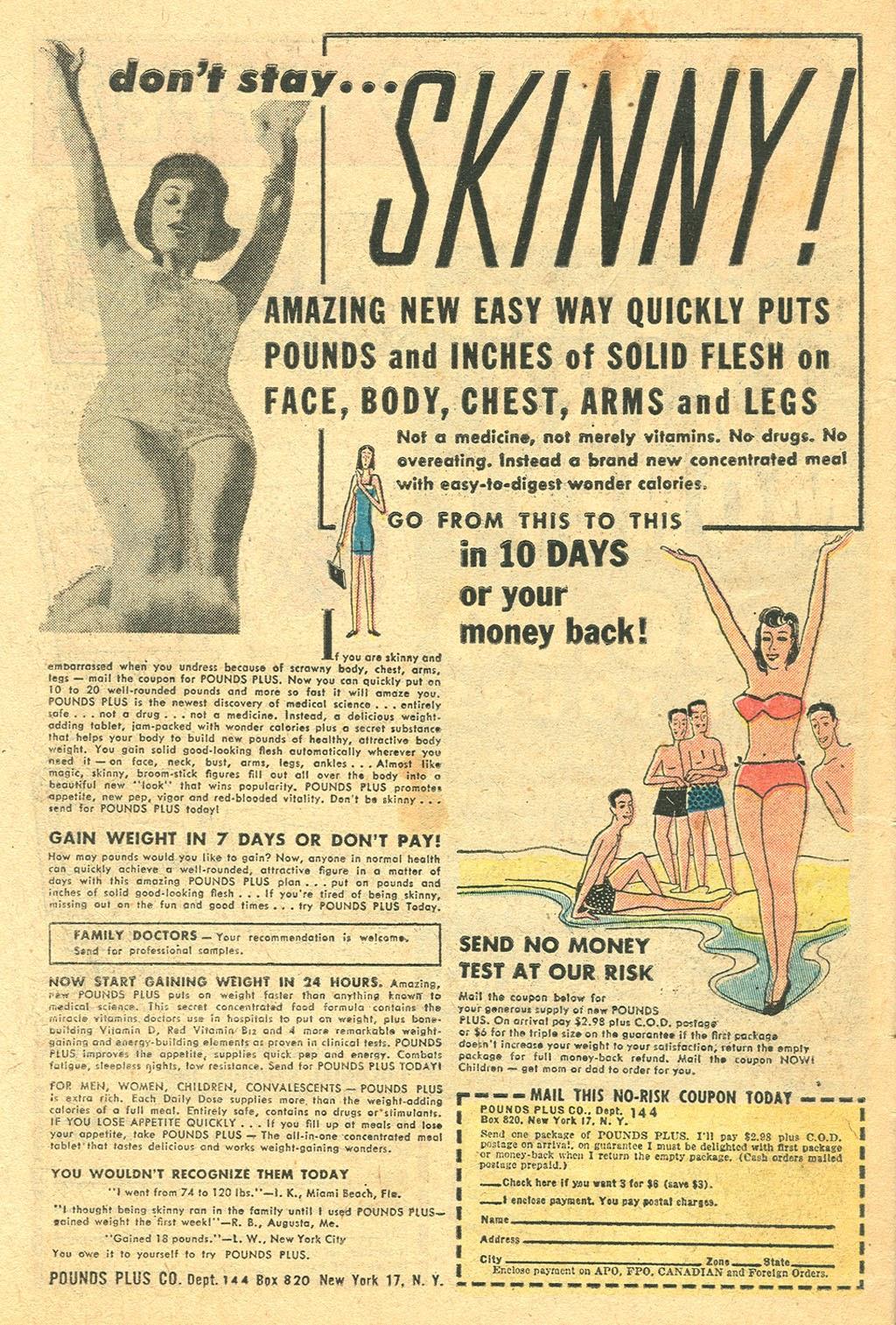 Love Romances (1949) issue 48 - Page 34