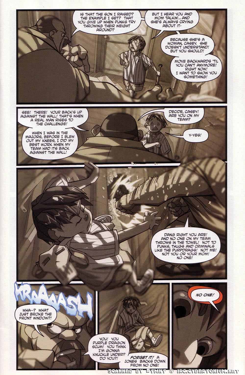Teenage Mutant Ninja Turtles (2003) issue 4 - Page 5