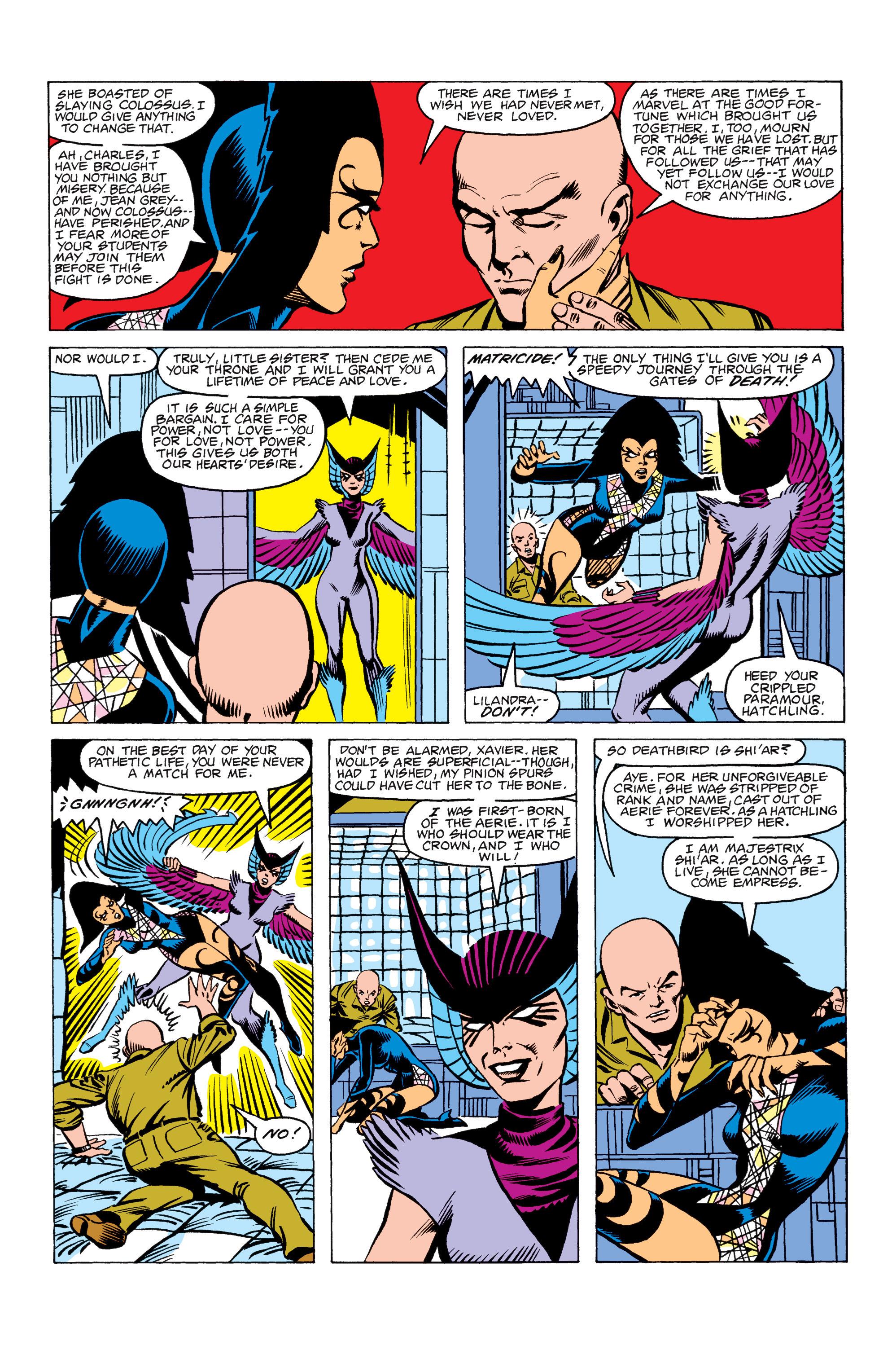 Read online Uncanny X-Men (1963) comic -  Issue #156 - 10