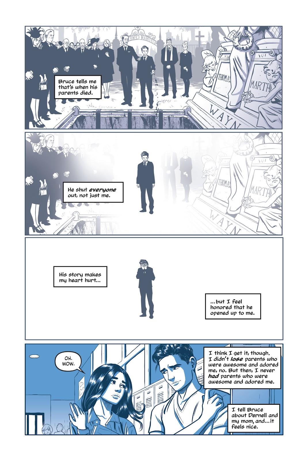 Read online Mera: Tidebreaker comic -  Issue # TPB (Part 2) - 102