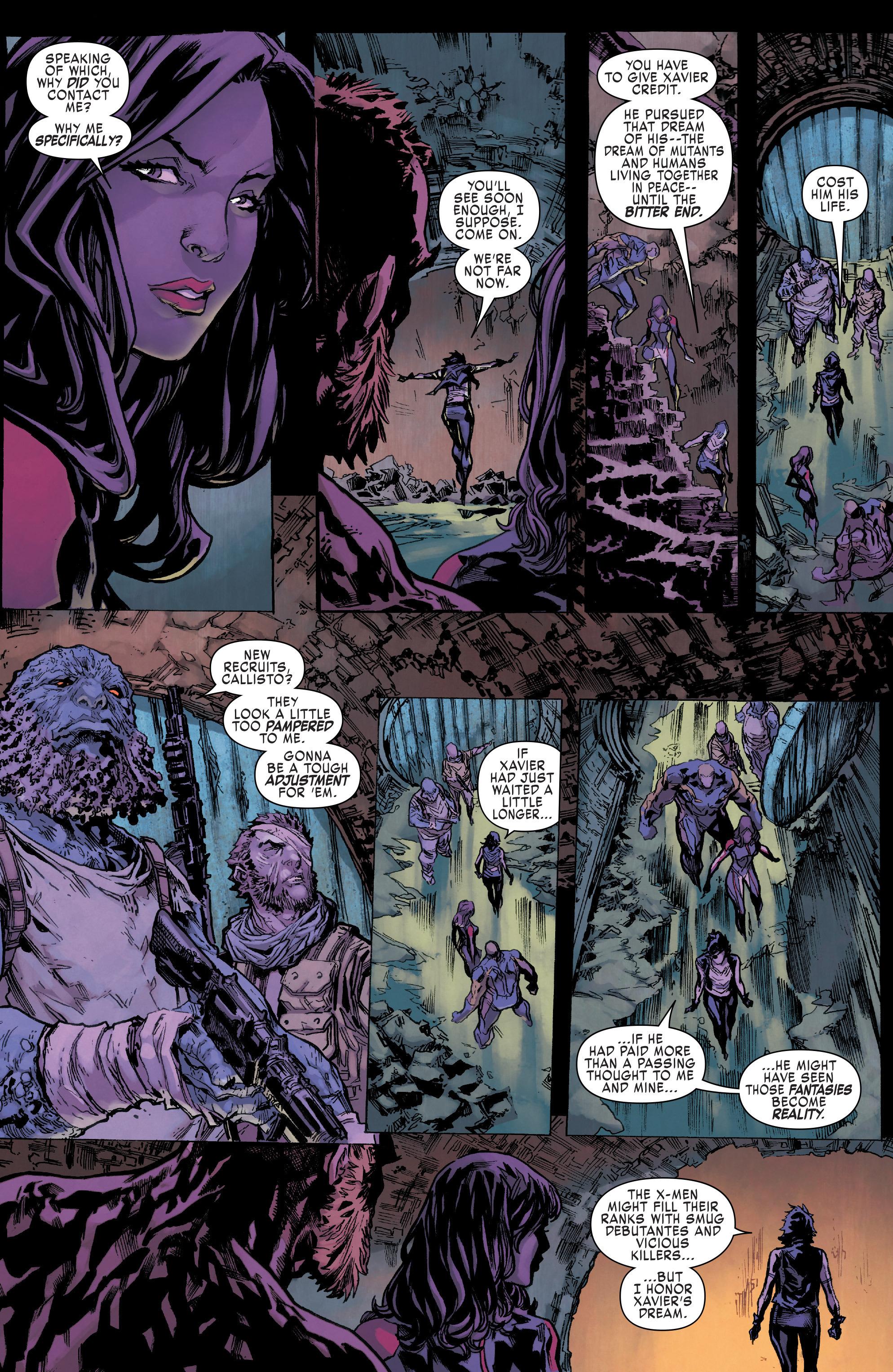 Read online Uncanny X-Men (2016) comic -  Issue #7 - 9