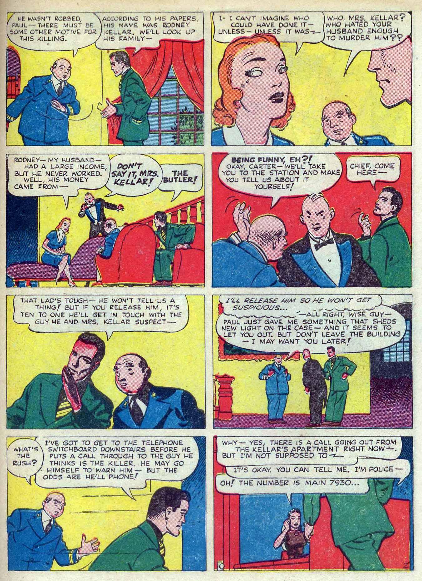Read online Adventure Comics (1938) comic -  Issue #70 - 53