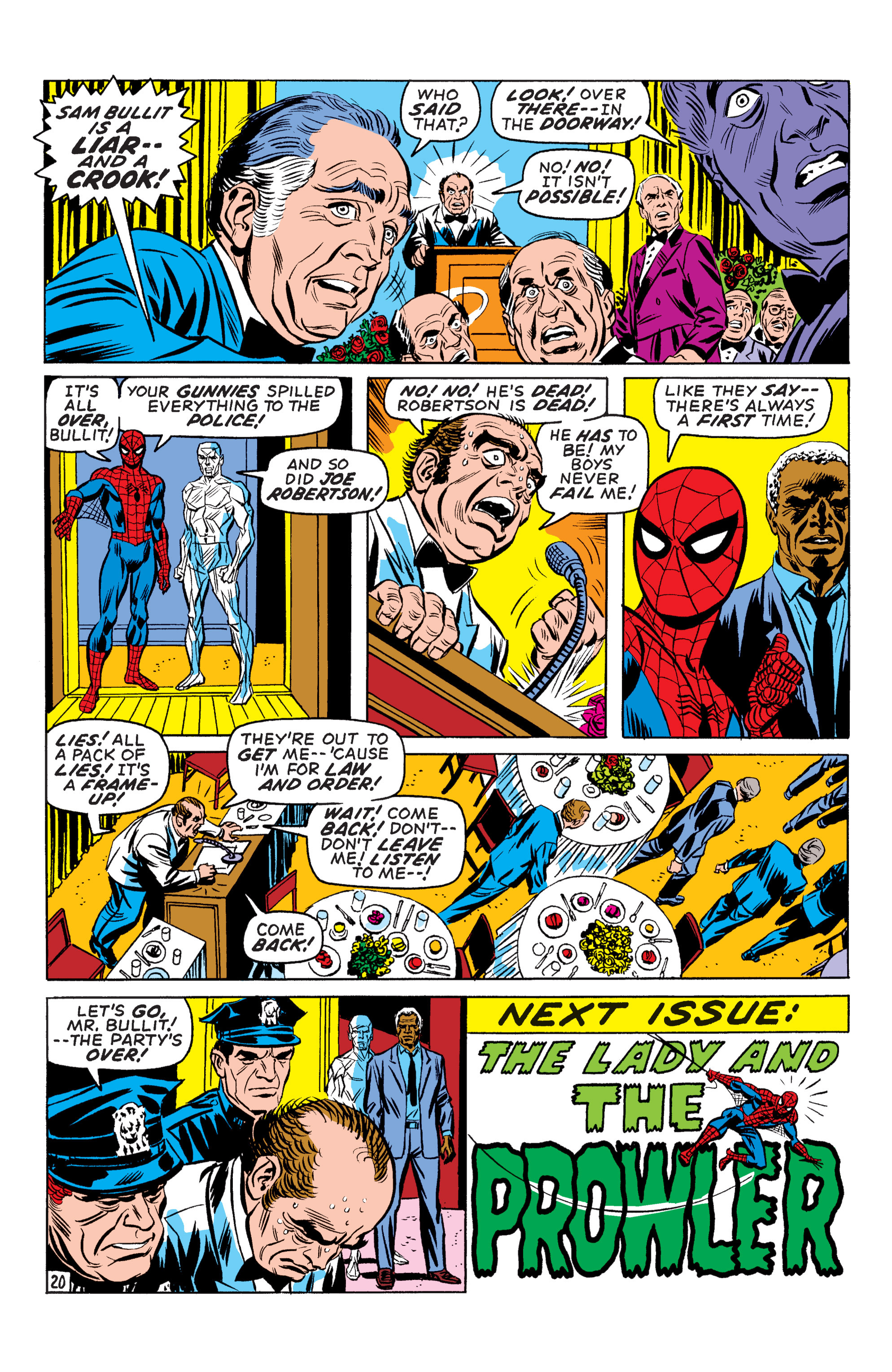 The Amazing Spider-Man (1963) 92 Page 19