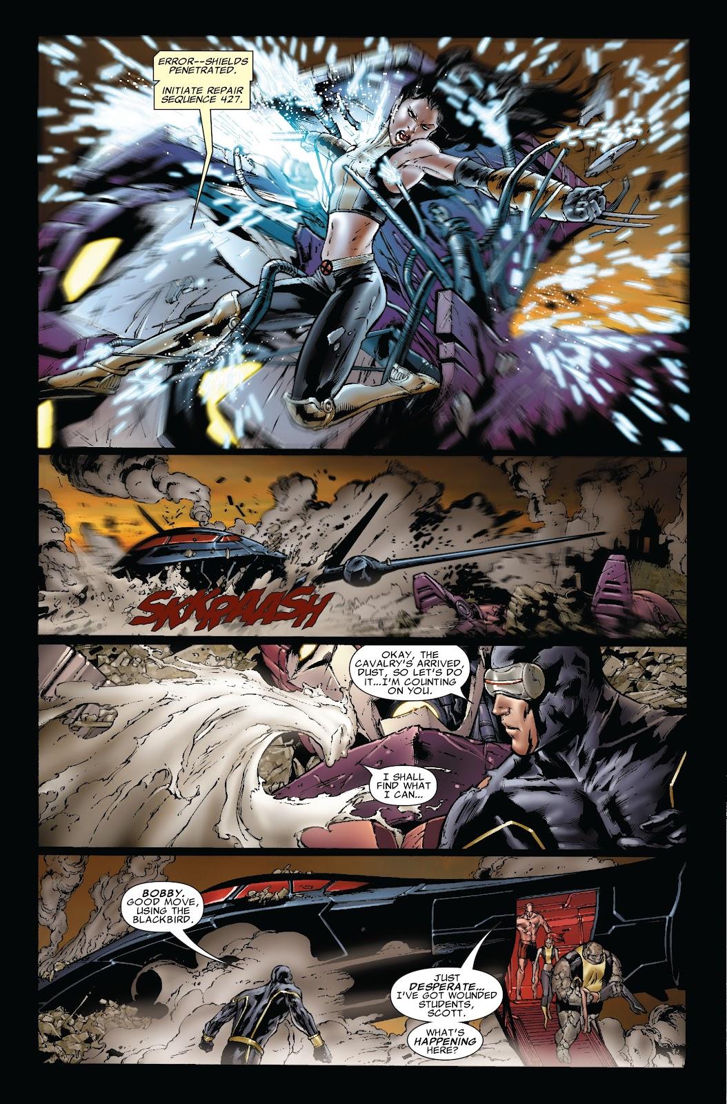 Uncanny X-Men (1963) issue 493 - Page 14