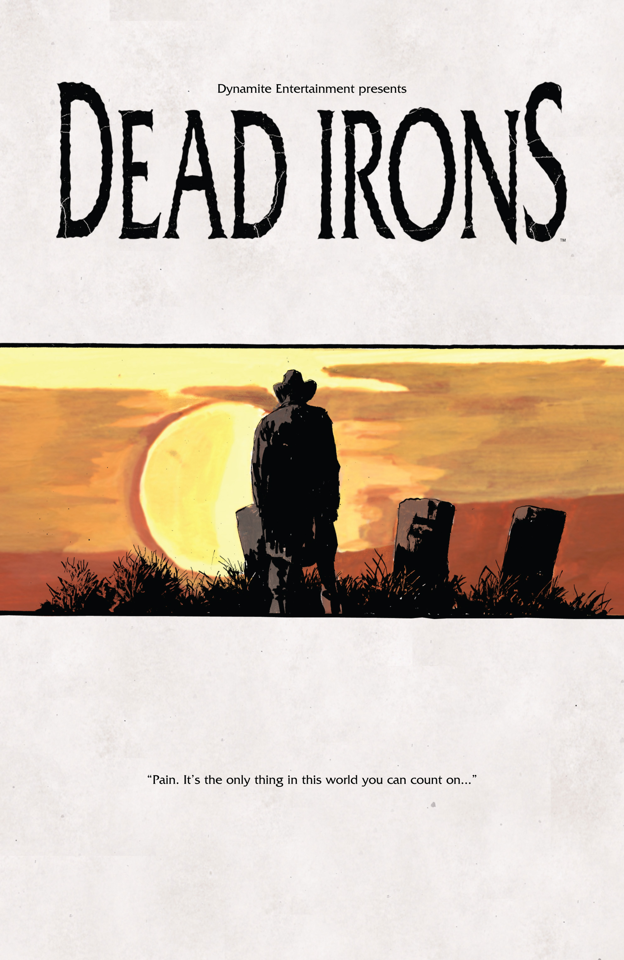 Read online Dead Irons comic -  Issue # TPB - 2