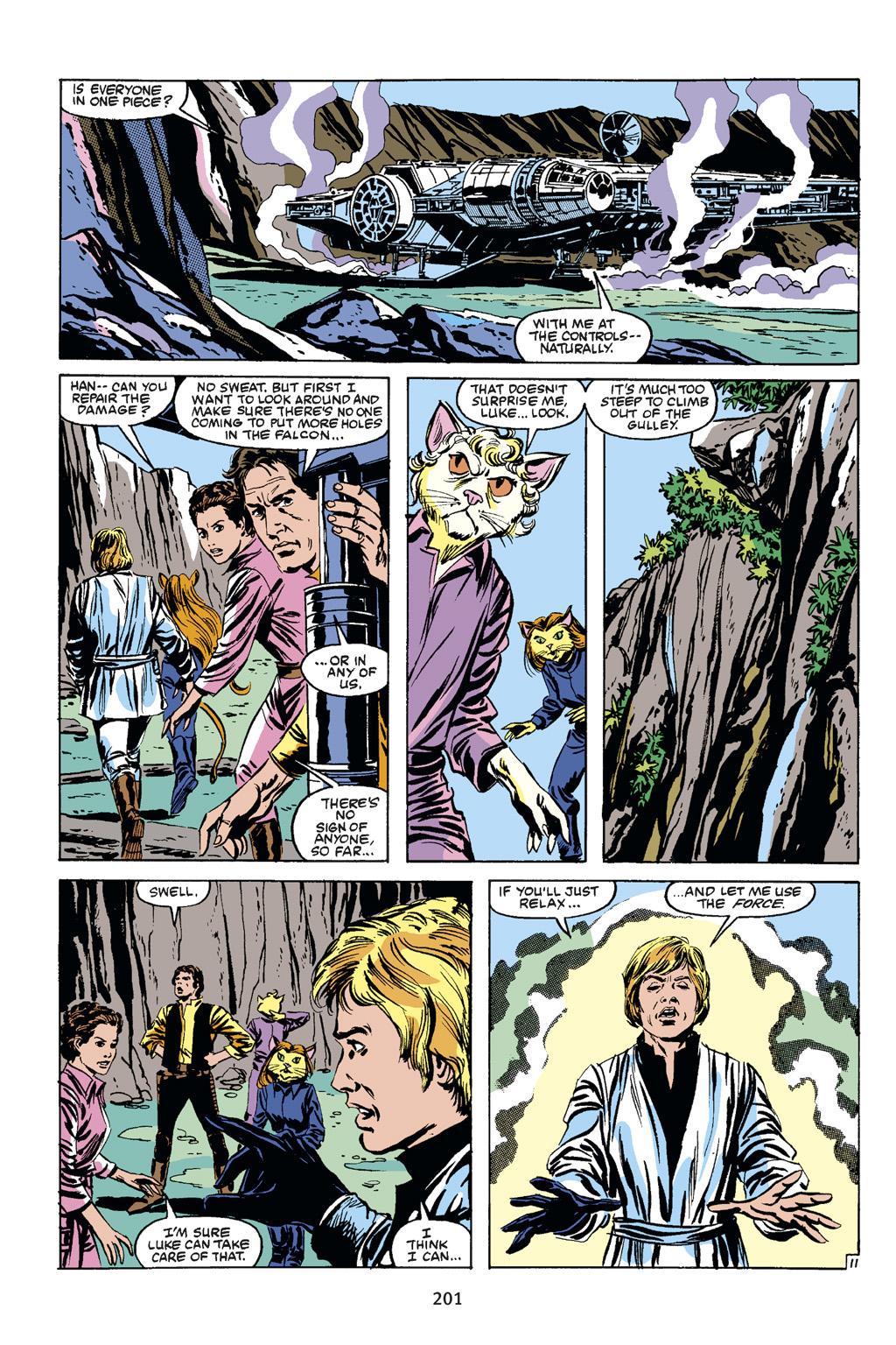 Read online Star Wars Omnibus comic -  Issue # Vol. 21 - 193