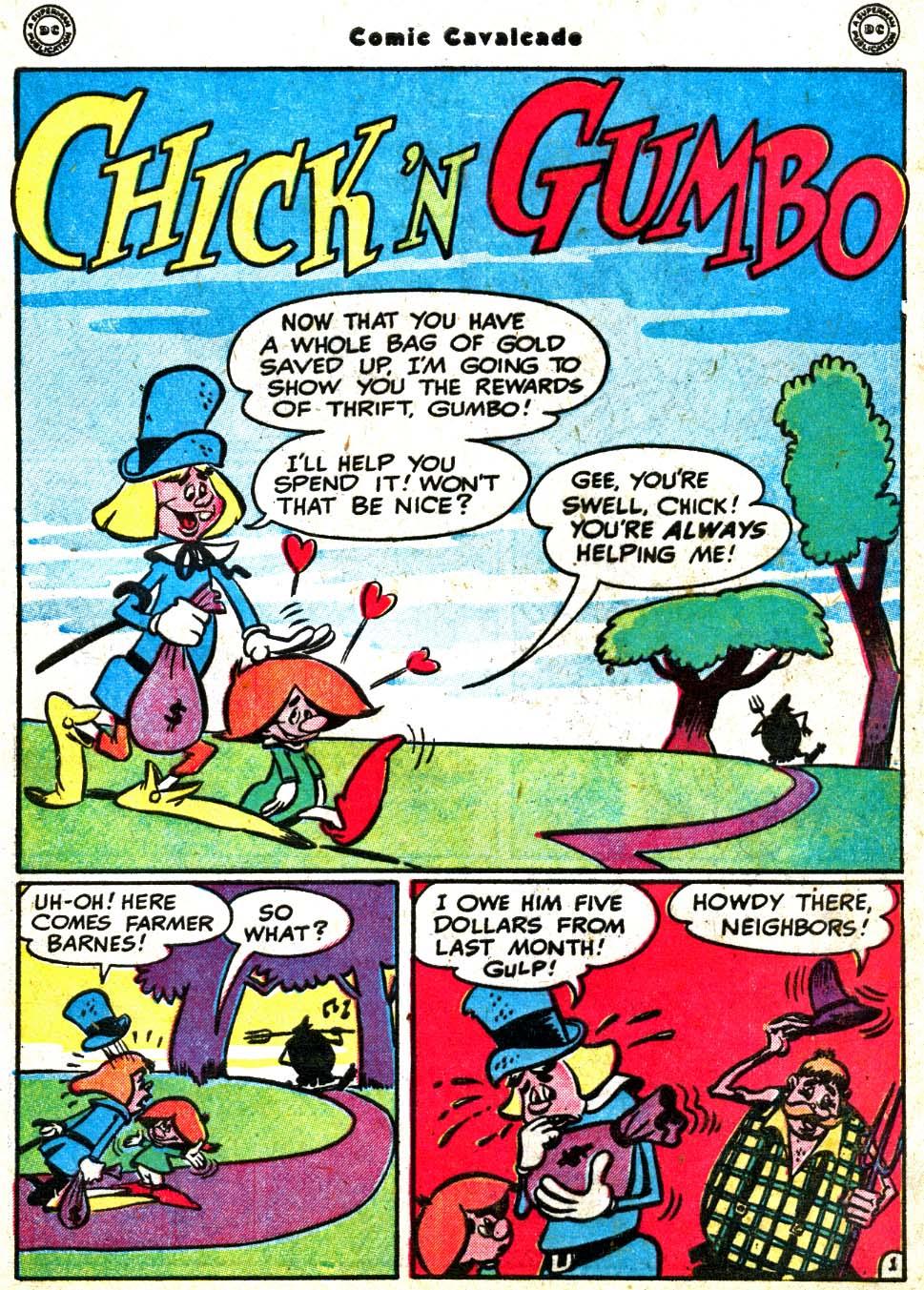 Comic Cavalcade issue 31 - Page 43