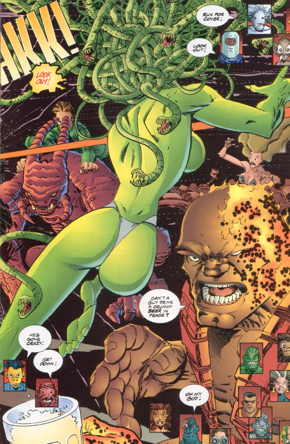 The Savage Dragon (1993) Issue #24 #27 - English 6