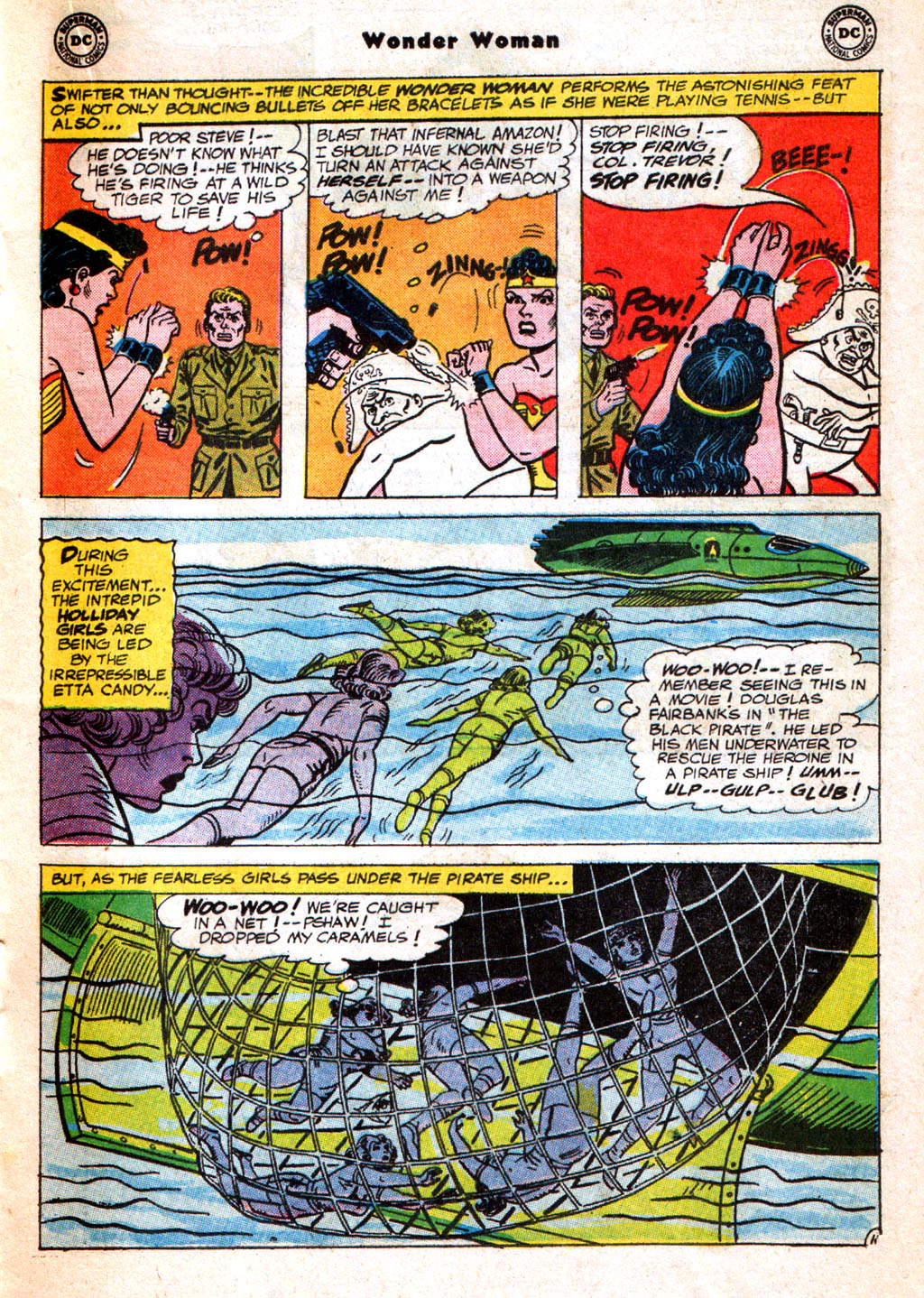 Read online Wonder Woman (1942) comic -  Issue #156 - 17