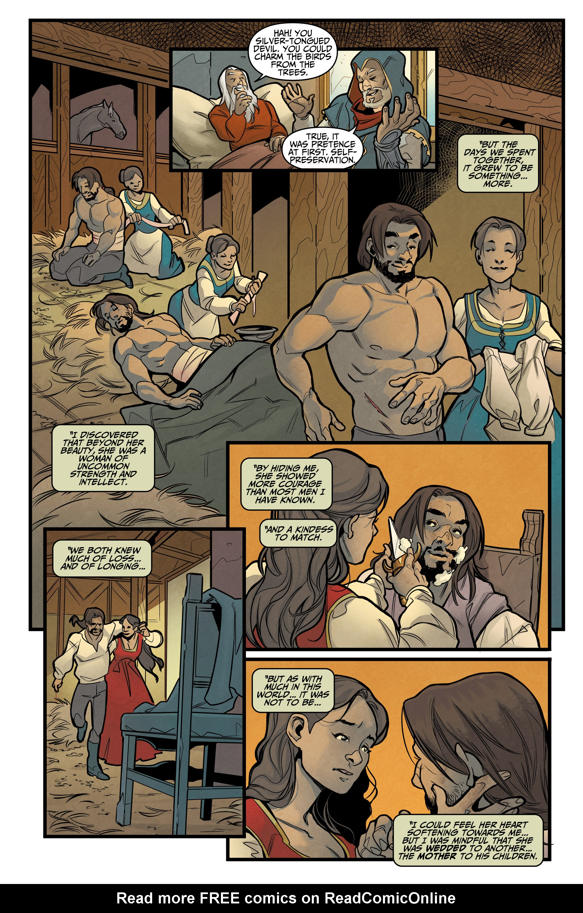 Read online Assassin's Creed: Reflections comic -  Issue #1 - 15