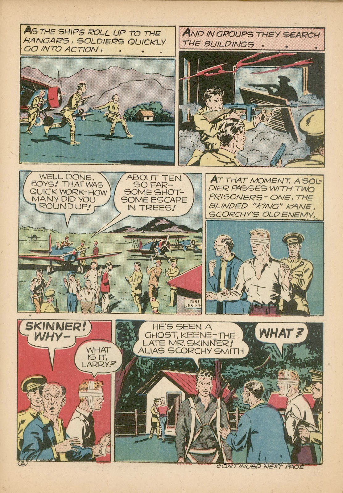 Read online Famous Funnies comic -  Issue #98 - 32