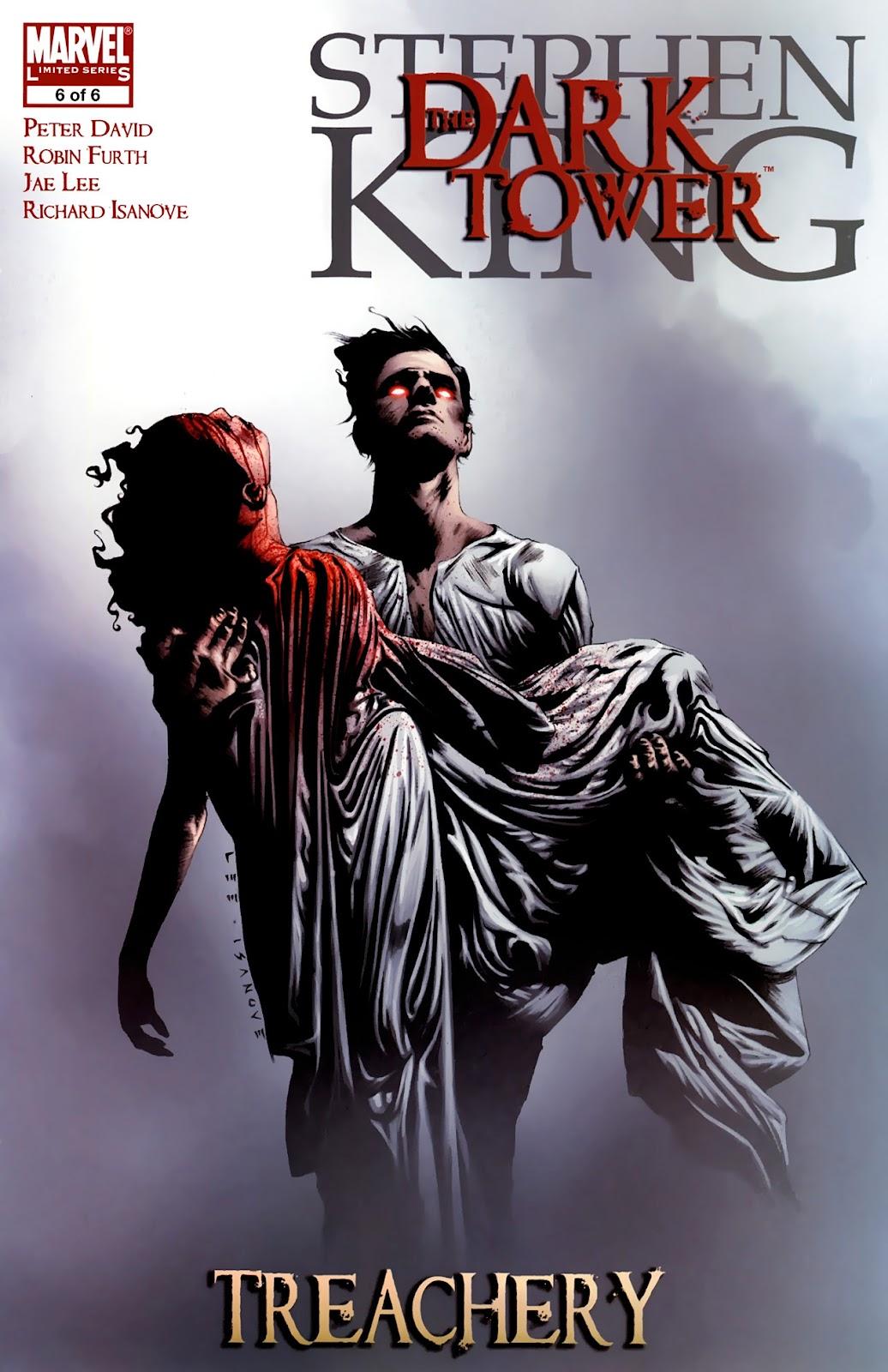Dark Tower: Treachery issue 6 - Page 1